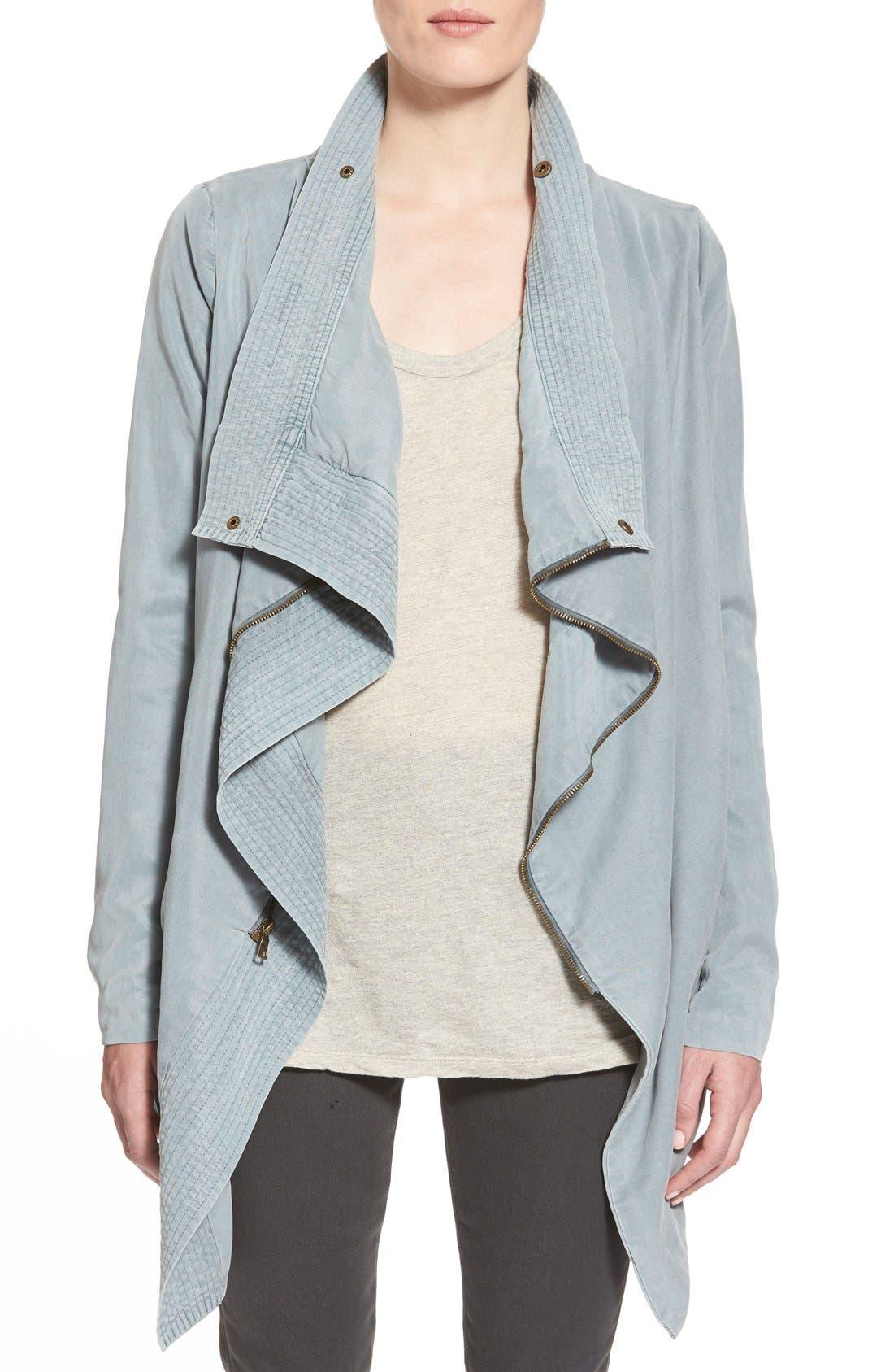 Alternate Image 1 Selected - Young Fabulous & Broke 'Lida' Jacket