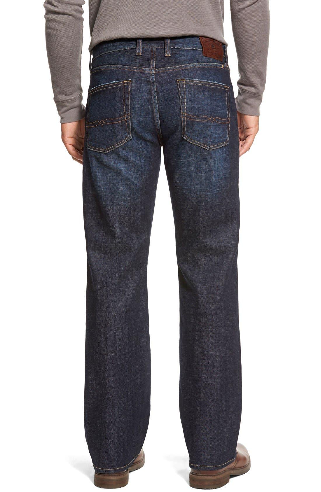 Alternate Image 2  - Lucky Brand '361 Vintage' Straight Leg Jeans (Whispering Pines)