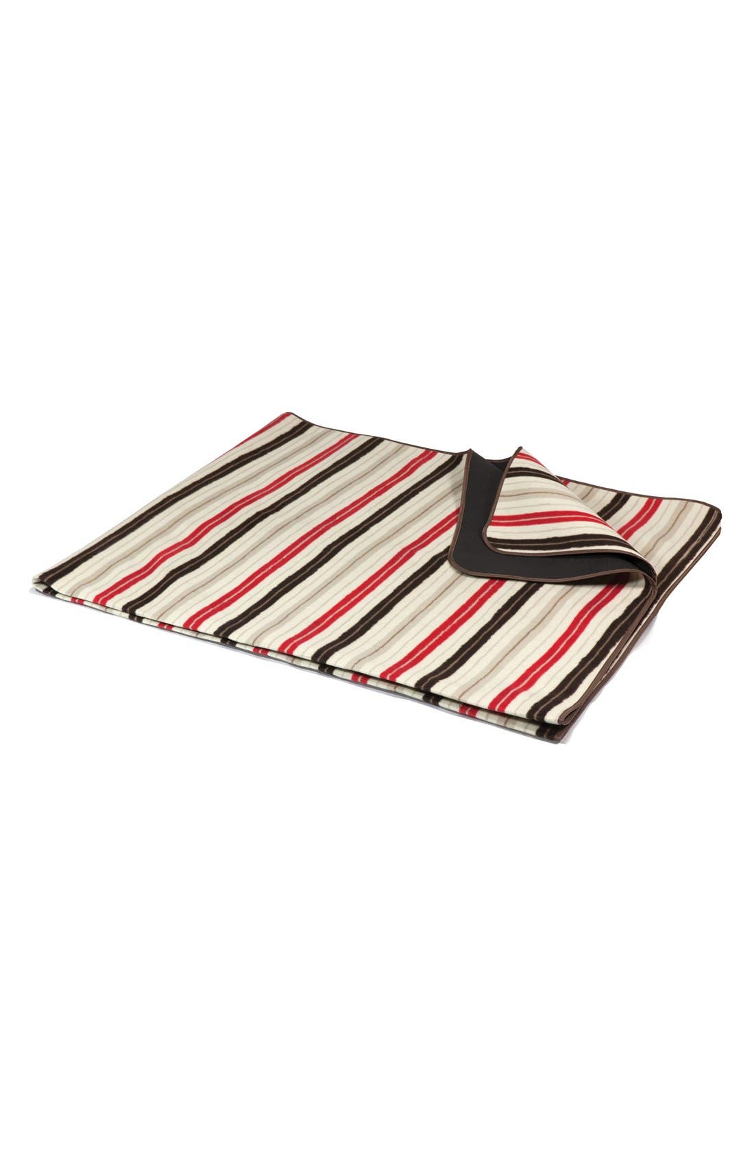 'XL' Blanket Tote,                         Main,                         color, Brown