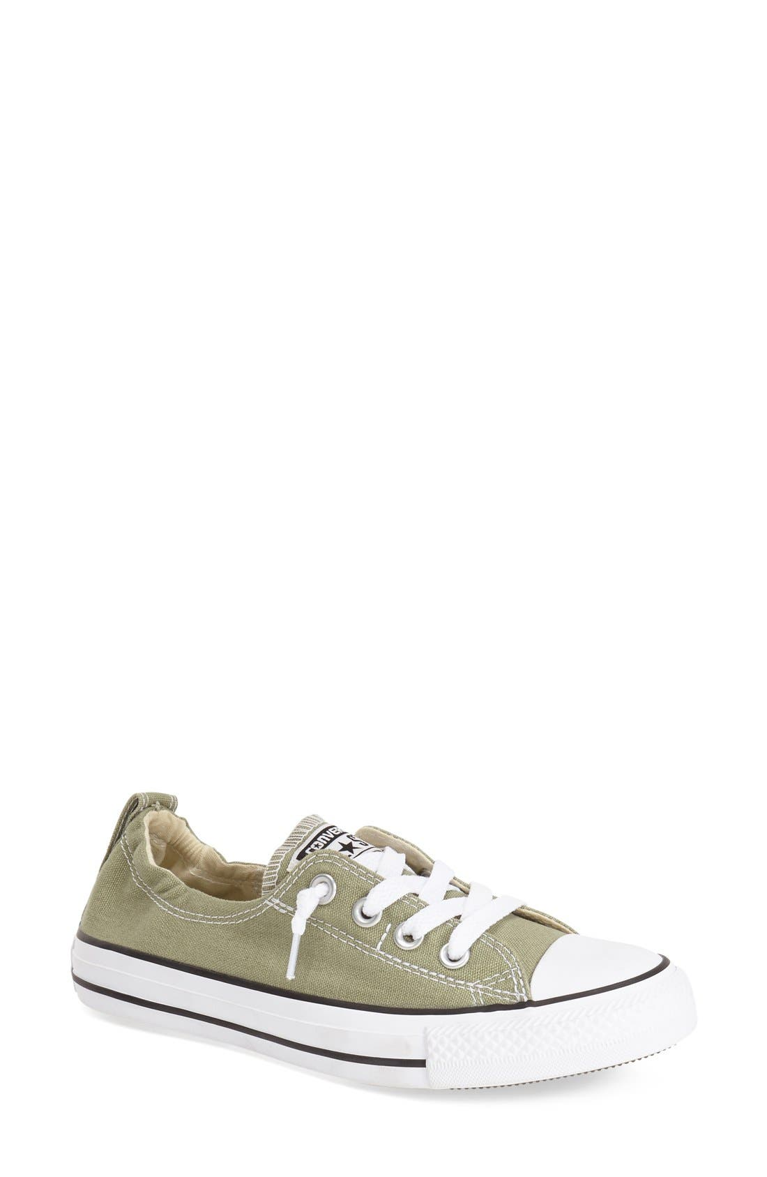 Alternate Image 1 Selected - Converse Chuck Taylor® All Star® 'Shoreline' Sneaker (Women)