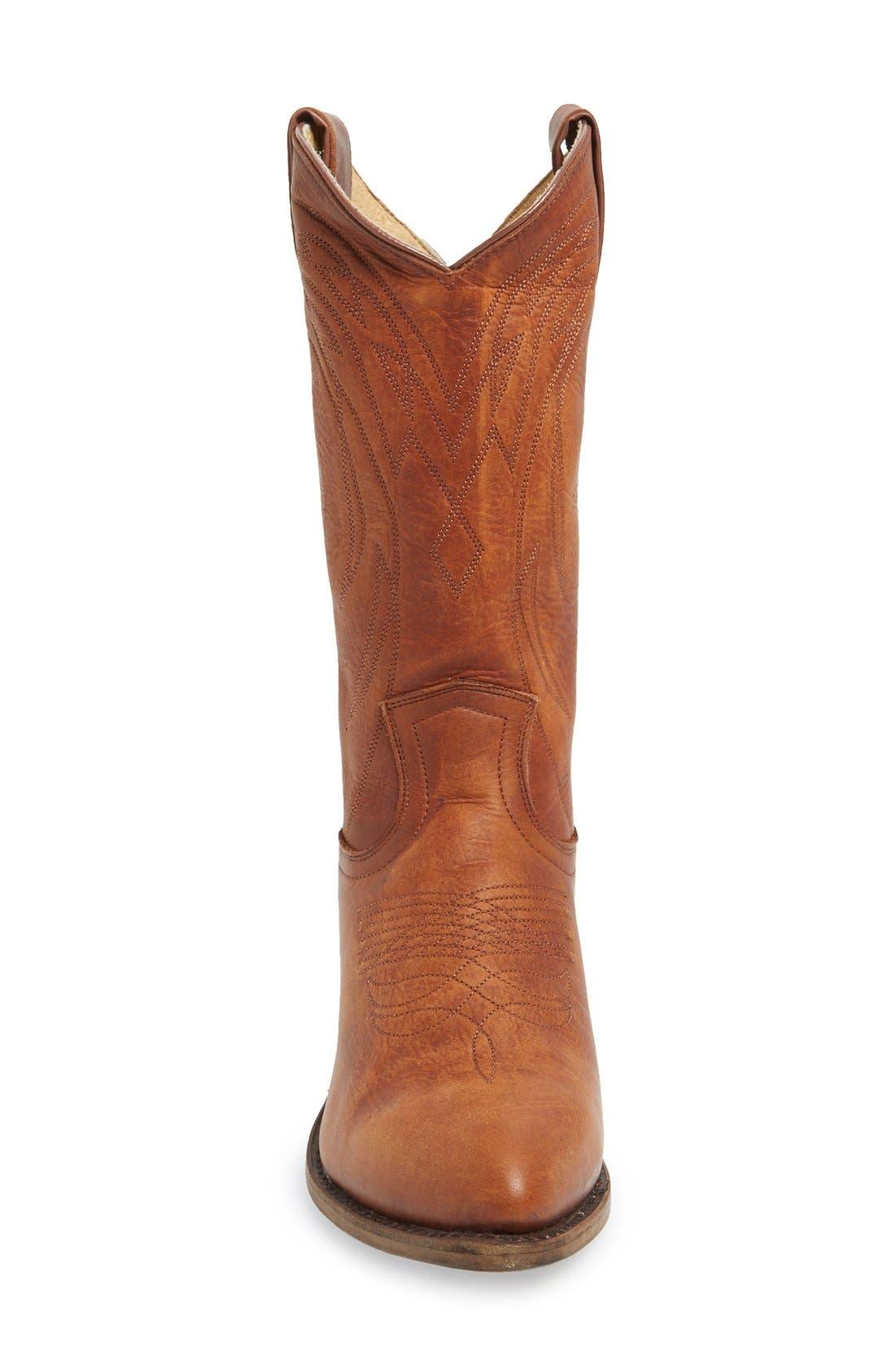 Alternate Image 3  - Frye 'Billy' Western Boot (Women)