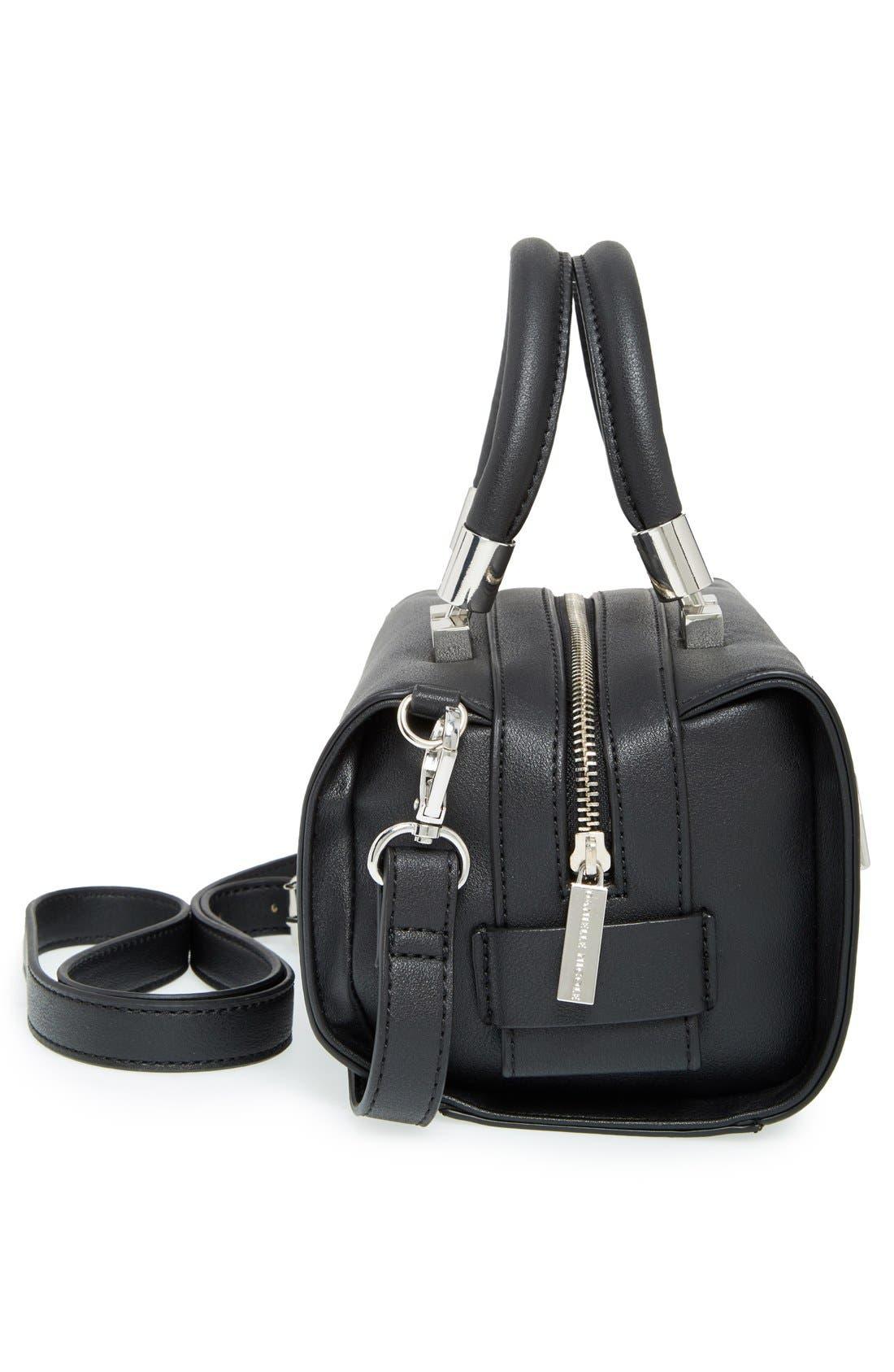 Alternate Image 4  - Danielle Nicole 'Whitney' Faux Leather Crossbody Bag