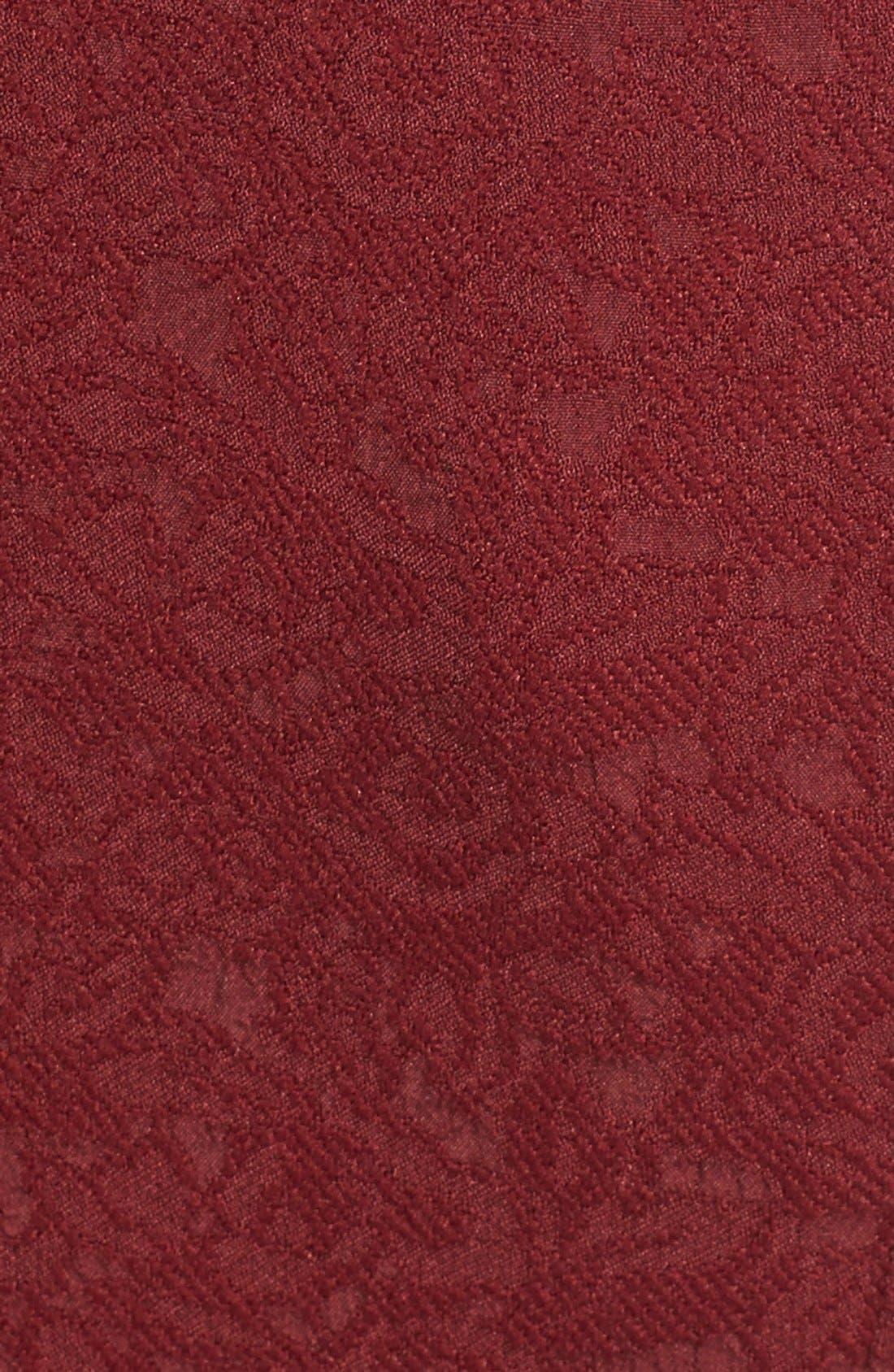 Alternate Image 5  - The KooplesFloral Jacquard Sheath Dress