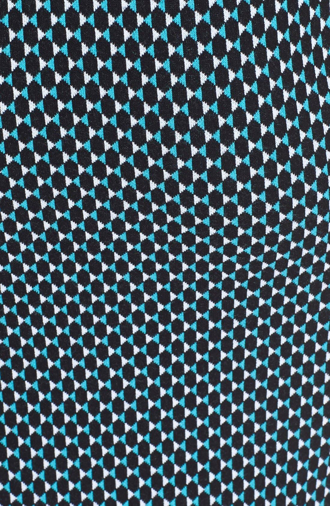 Alternate Image 3  - Michael KorsDiamond Jacquard Pencil Skirt