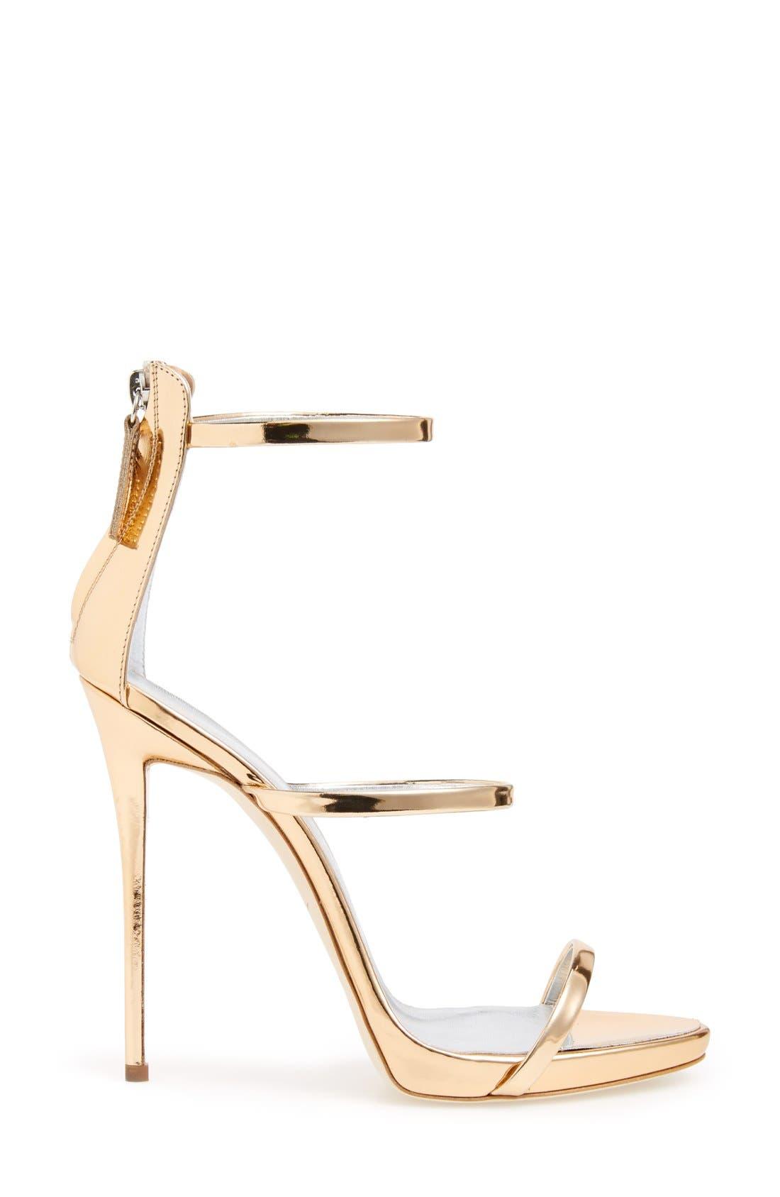 Alternate Image 4  - Giuseppe Zanotti'Coline' Sandal (Women)