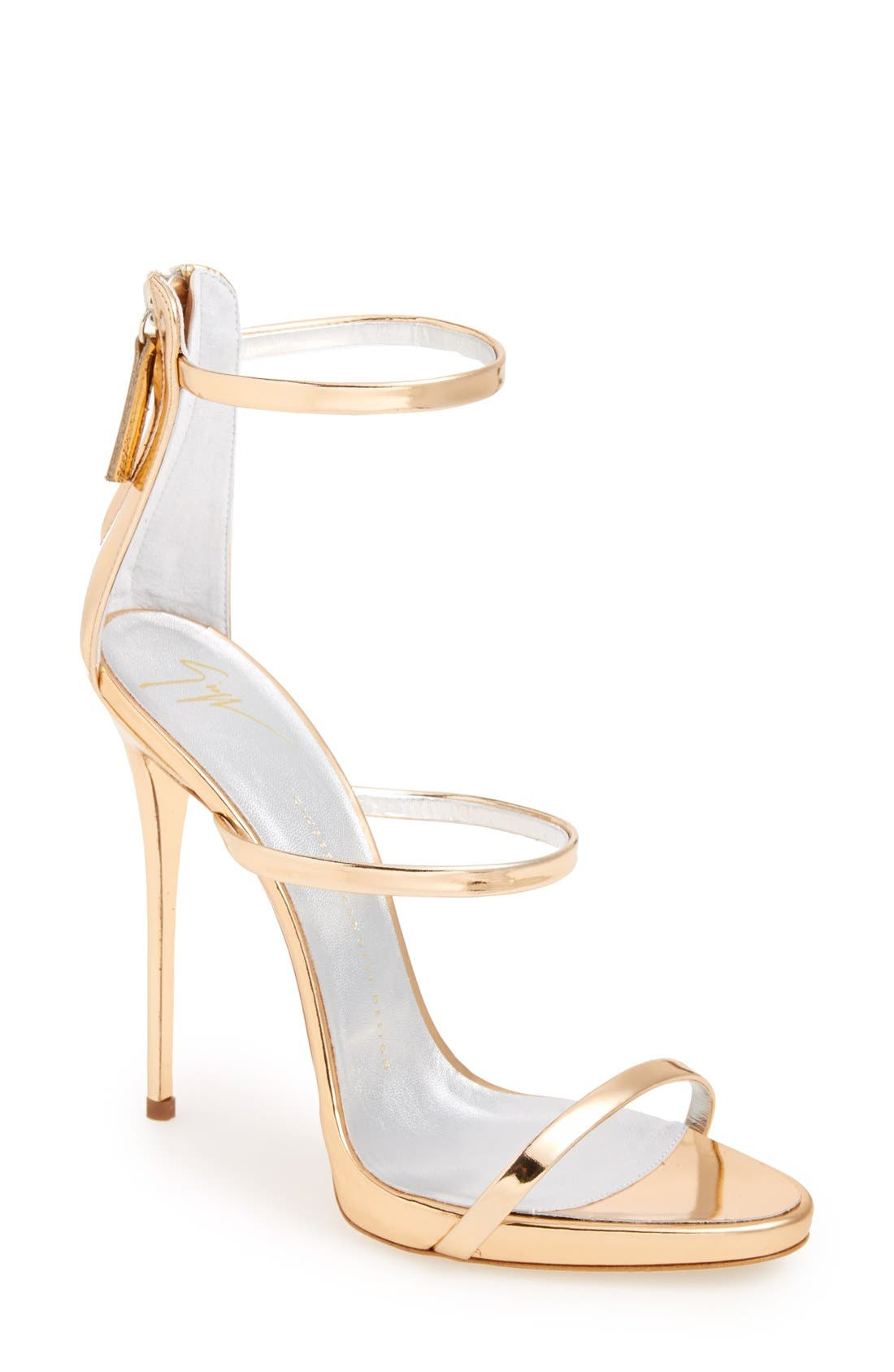 Alternate Image 1 Selected - Giuseppe Zanotti 'Coline' Sandal (Women)