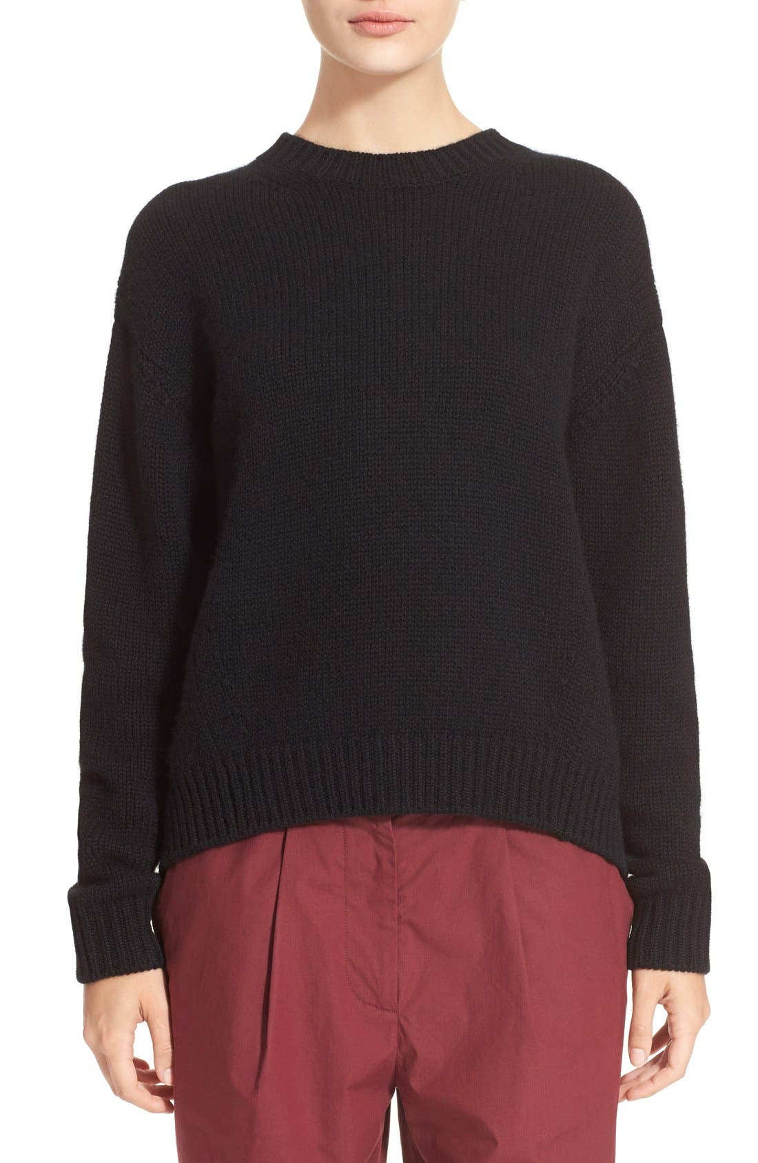 Alternate Image 1 Selected - ACNE Studios 'Shora' Wool & Cashmere Sweater