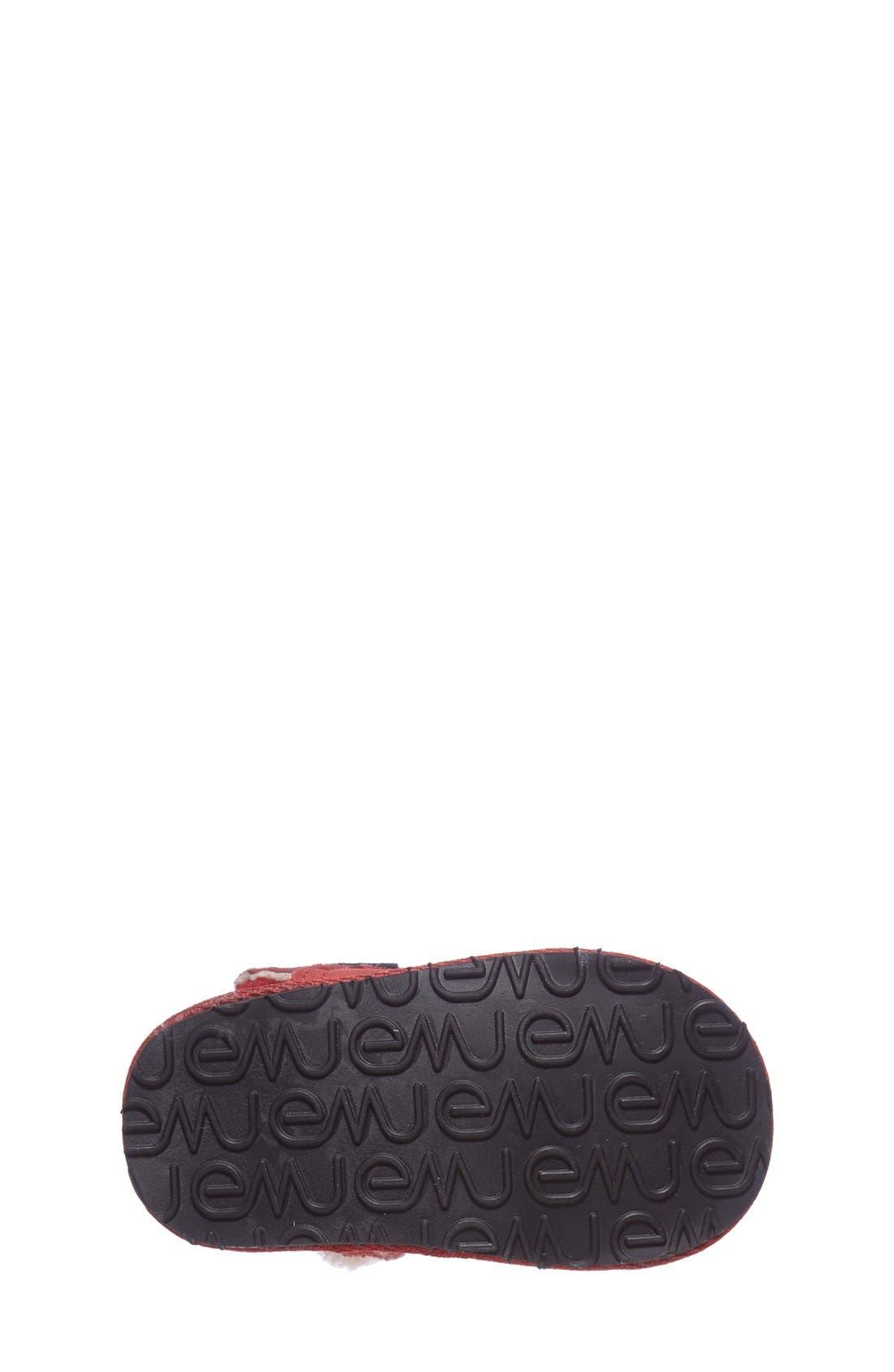 Alternate Image 4  - EMU Australia 'Ladybug' Boot (Baby & Walker)
