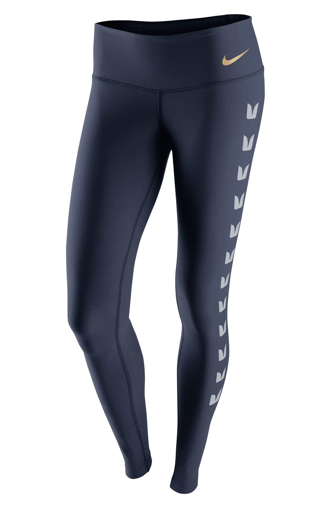 Alternate Image 1 Selected - Nike 'Legend - Champ Drive' Tights