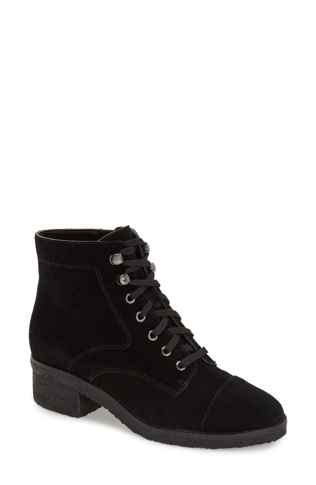Alternate Image 1 Selected - Marc Fisher LTD 'Donell' Bootie(Women)