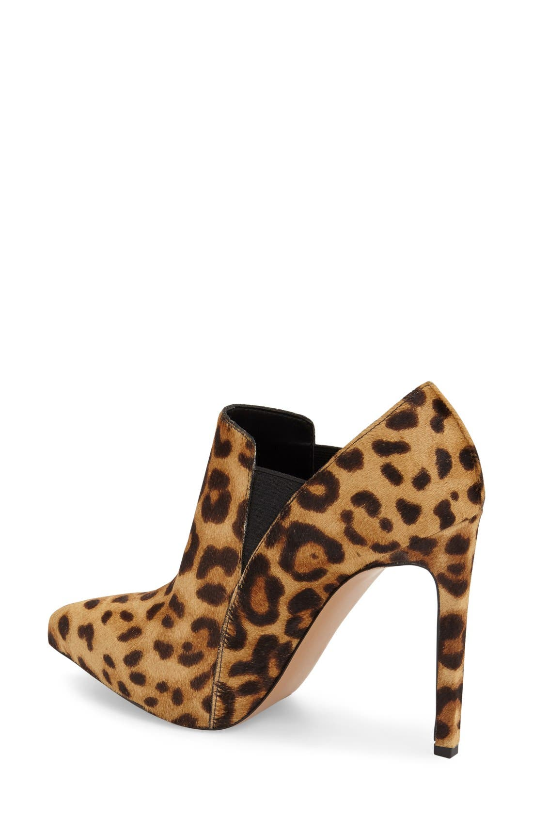 Alternate Image 2  - Nine West 'Leandra' Platform Bootie (Women)