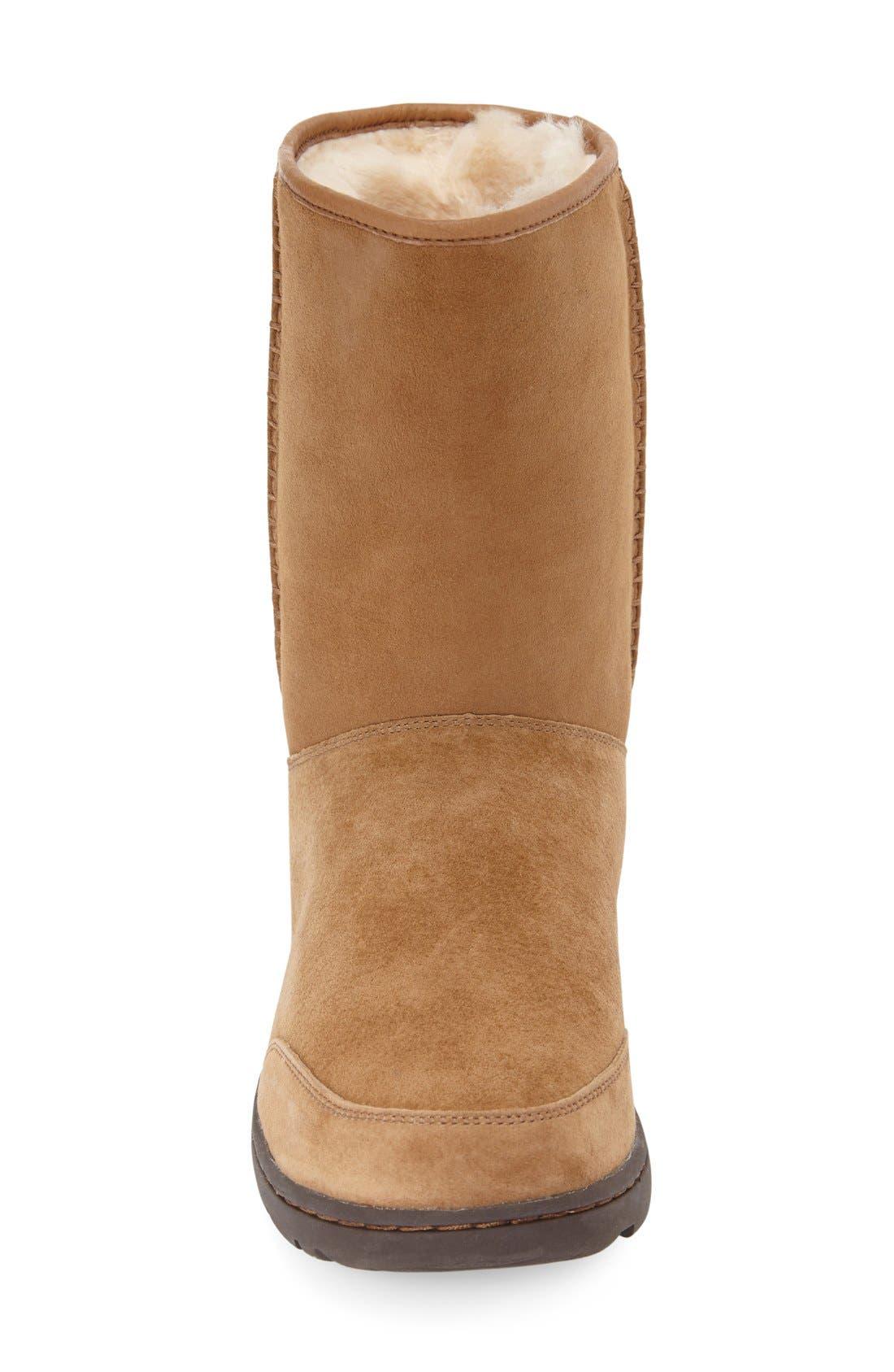 Alternate Image 3  - UGG®Michaela Waterproof Suede Boot (Women)