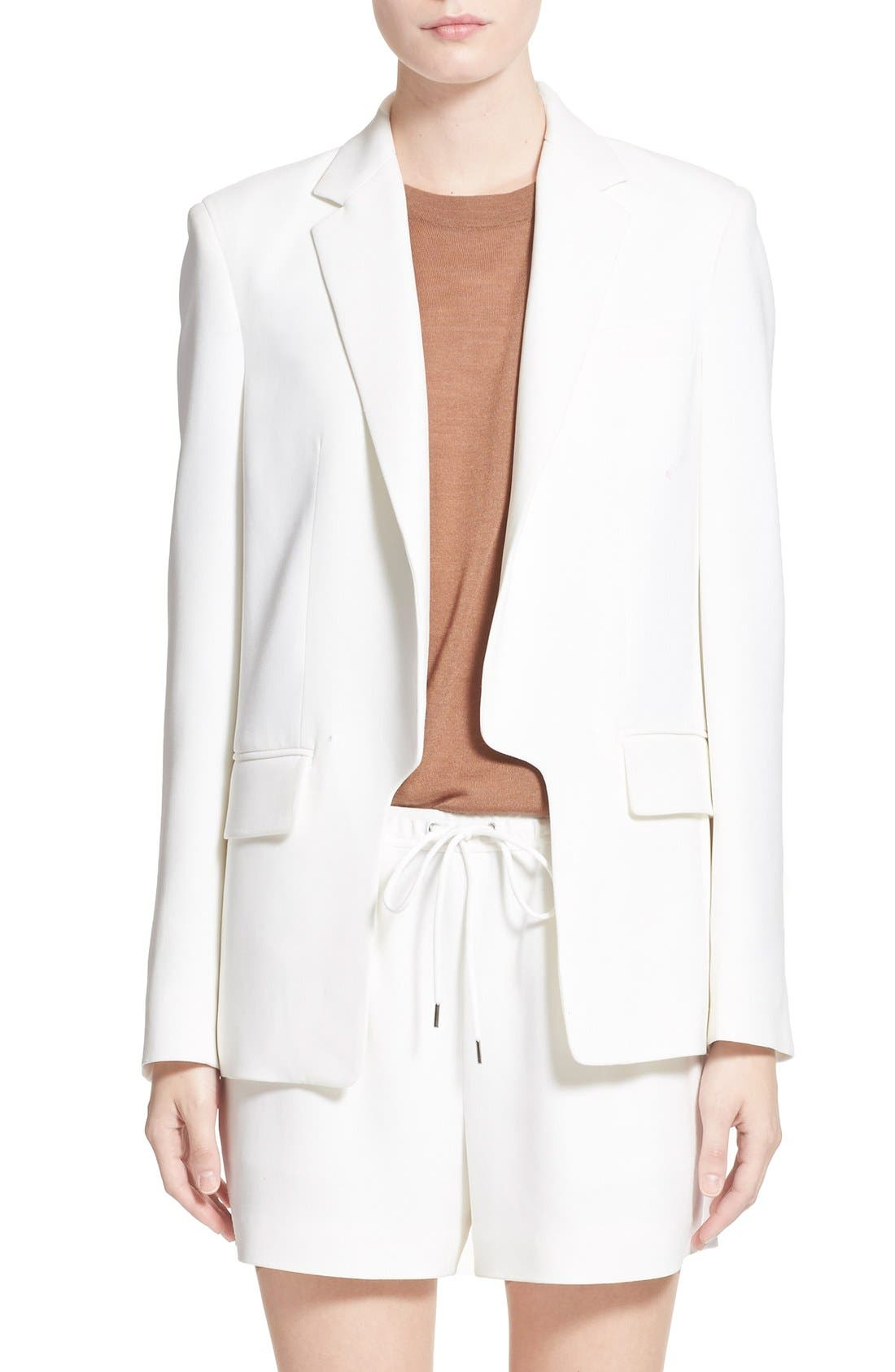 Alternate Image 1 Selected - Alexander Wang Straight Fit Blazer