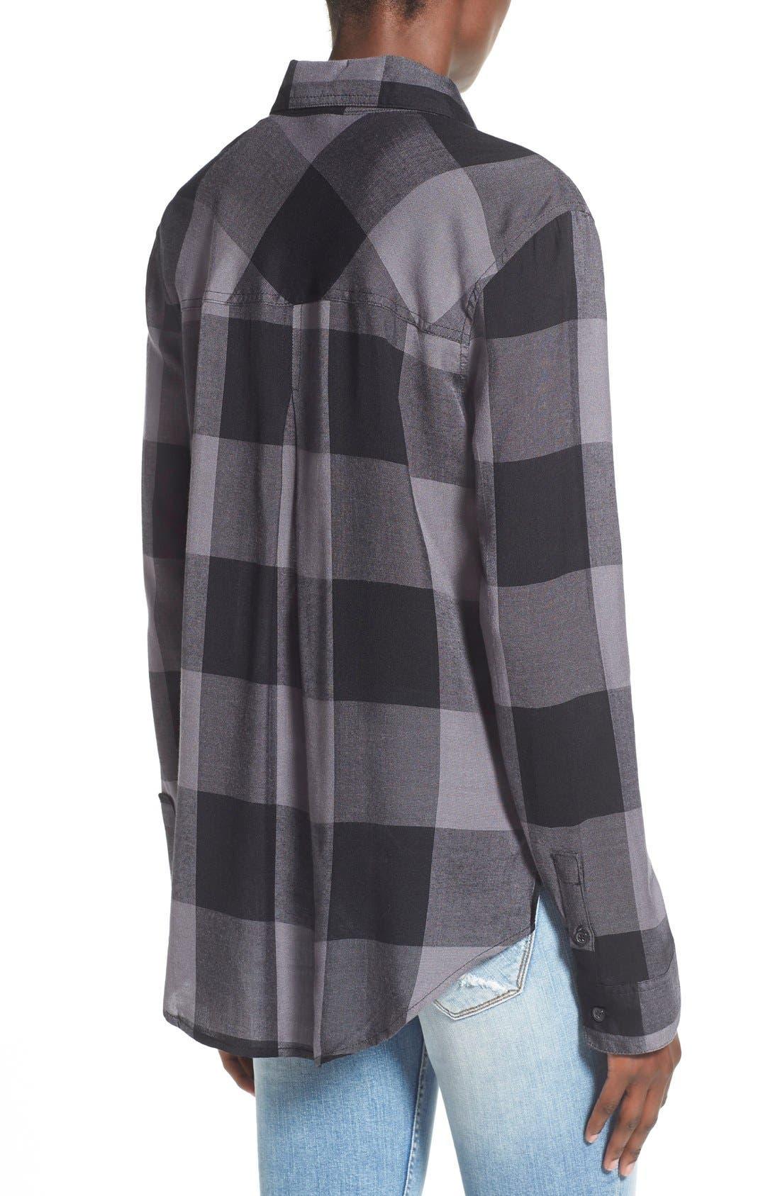 Alternate Image 2  - Thread & Supply 'Huntington Beach' Check Shirt