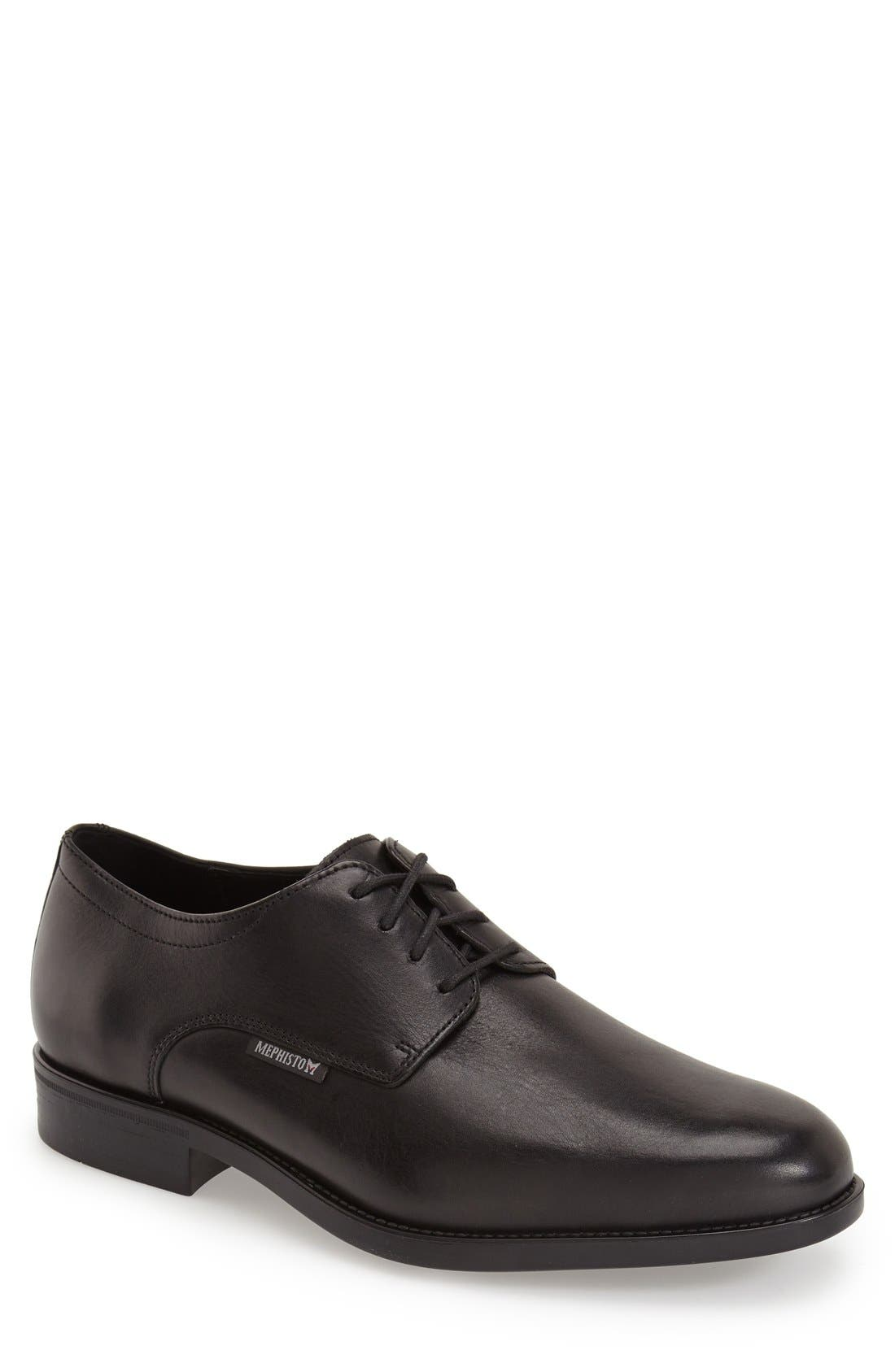 Mephisto 'Cooper' Plain Toe Derby (Men)
