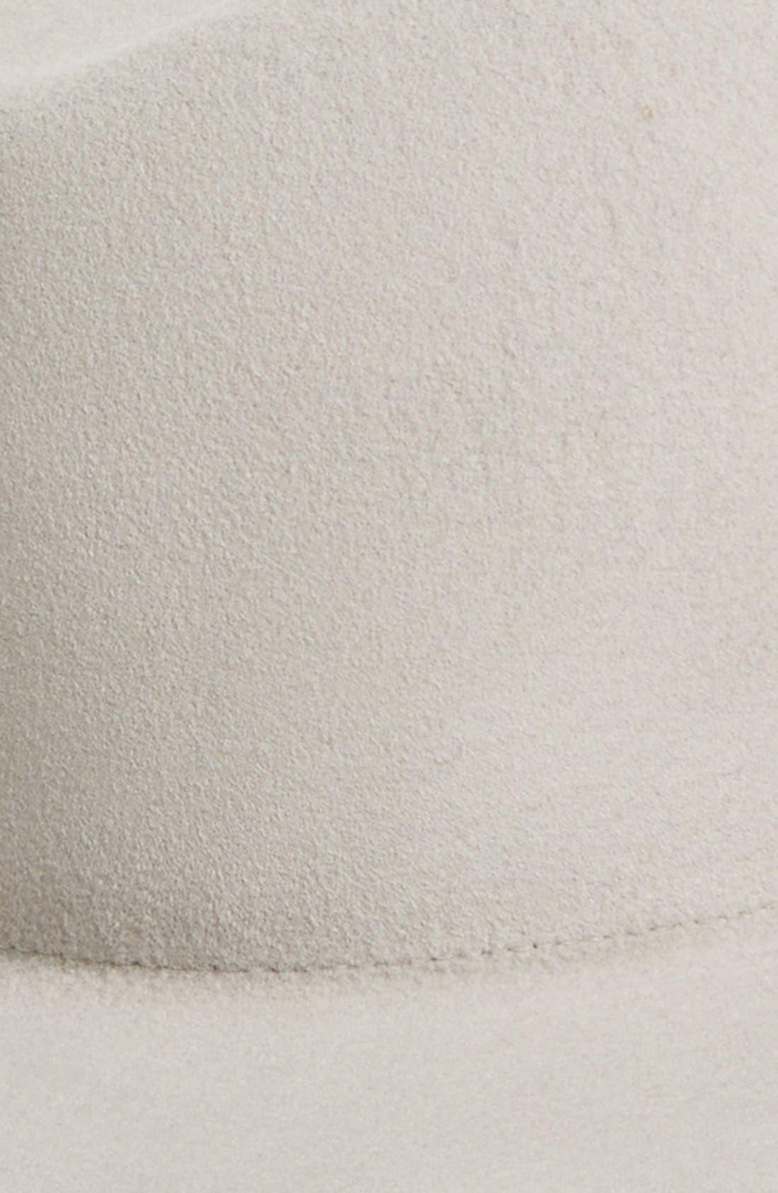 Alternate Image 3  - Janessa Leone 'Majori' Wide Brim Hat