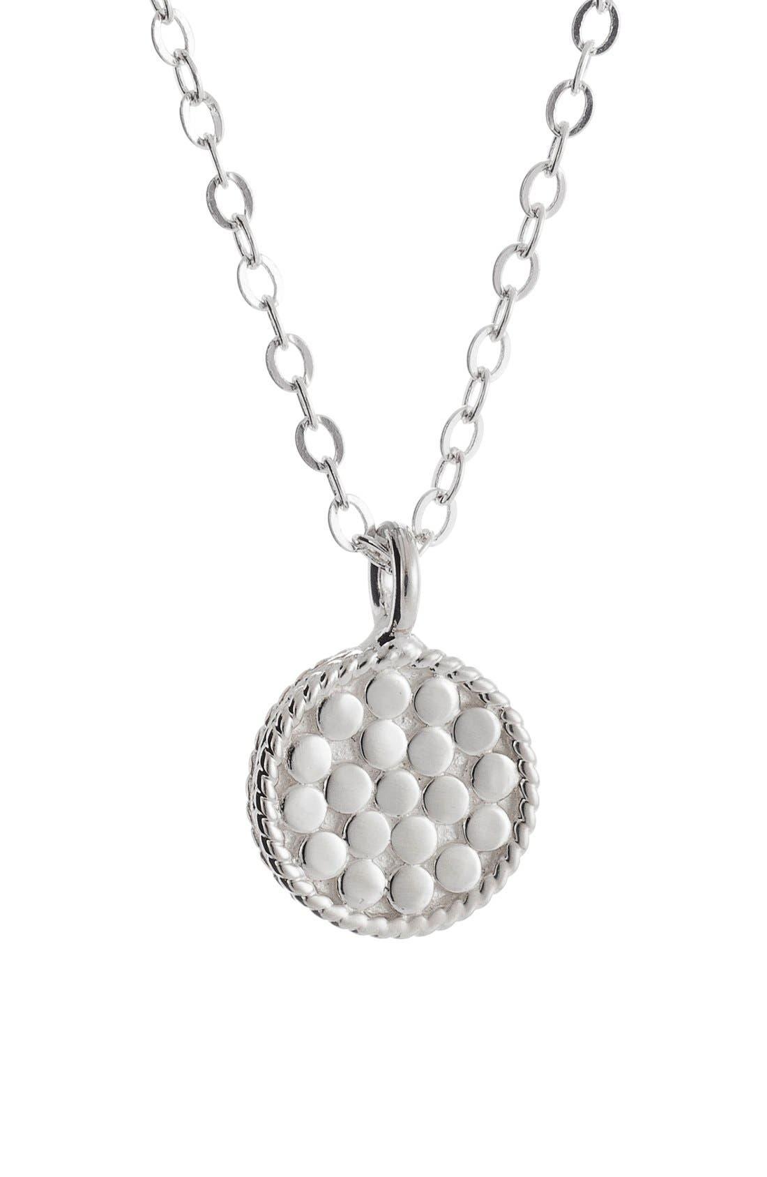 Alternate Image 3  - Anna Beck 'Gili' Reversible Disc Pendant Necklace