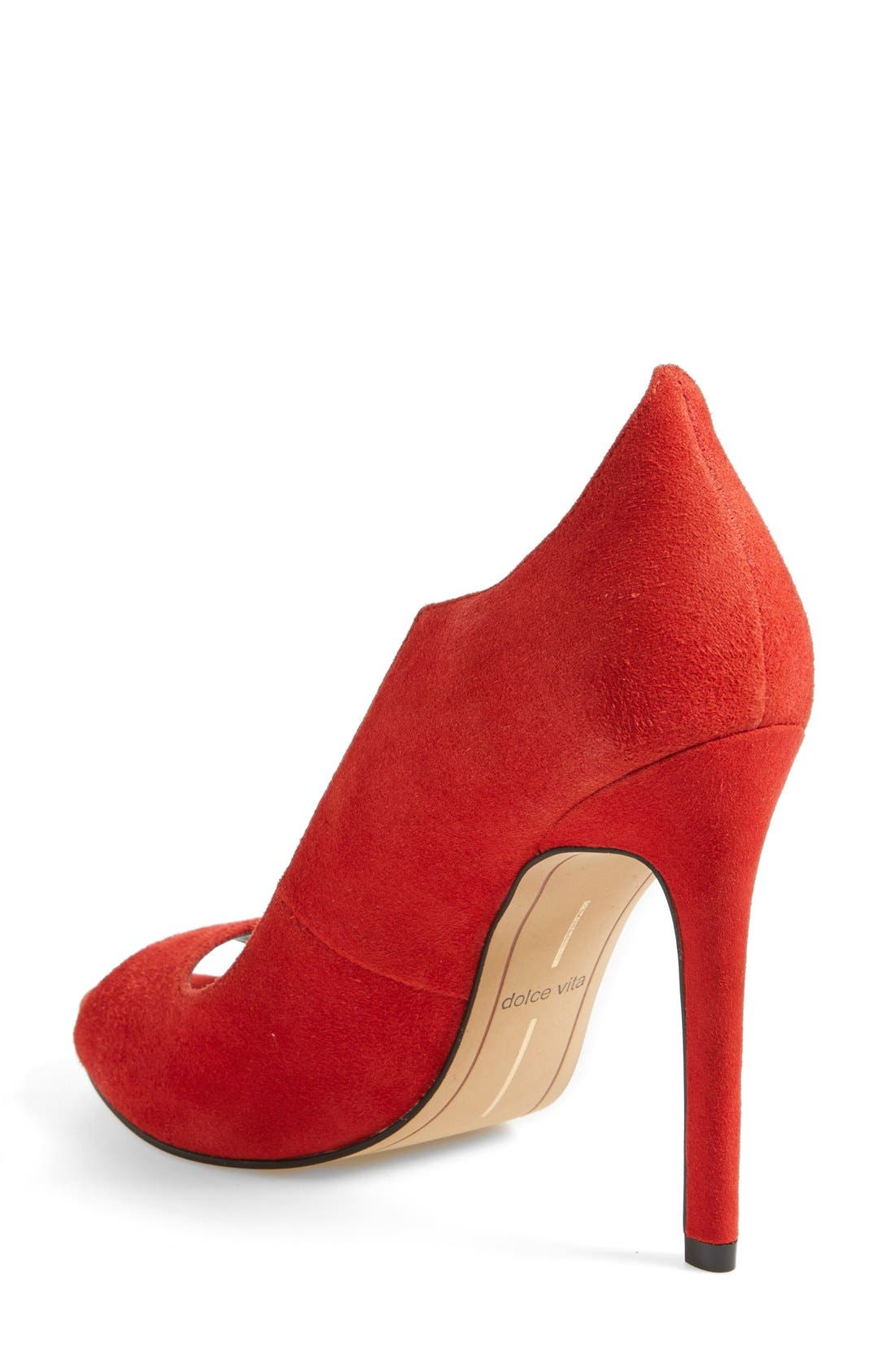 Alternate Image 2  - Dolce Vita 'Isabel' Peep Toe Pump (Women)
