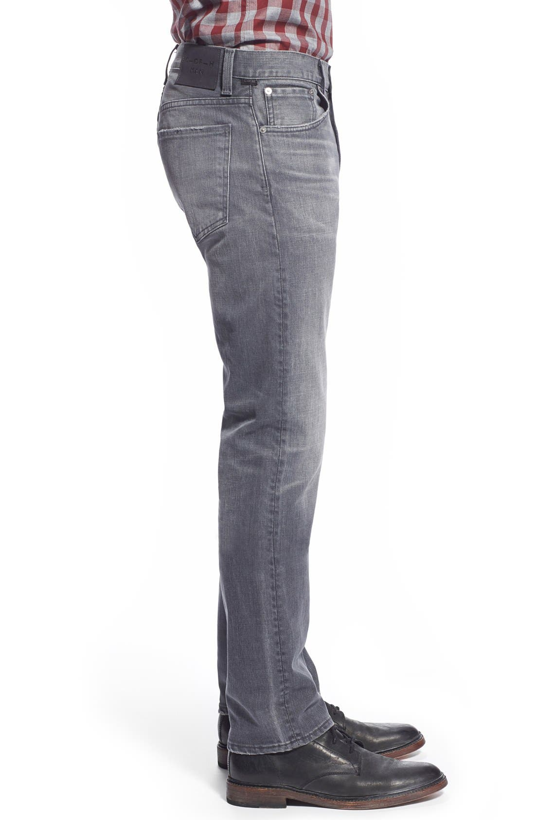 Alternate Image 3  - Citizens of Humanity 'Core' Slim Straight Leg Jeans (Shaker Heights)