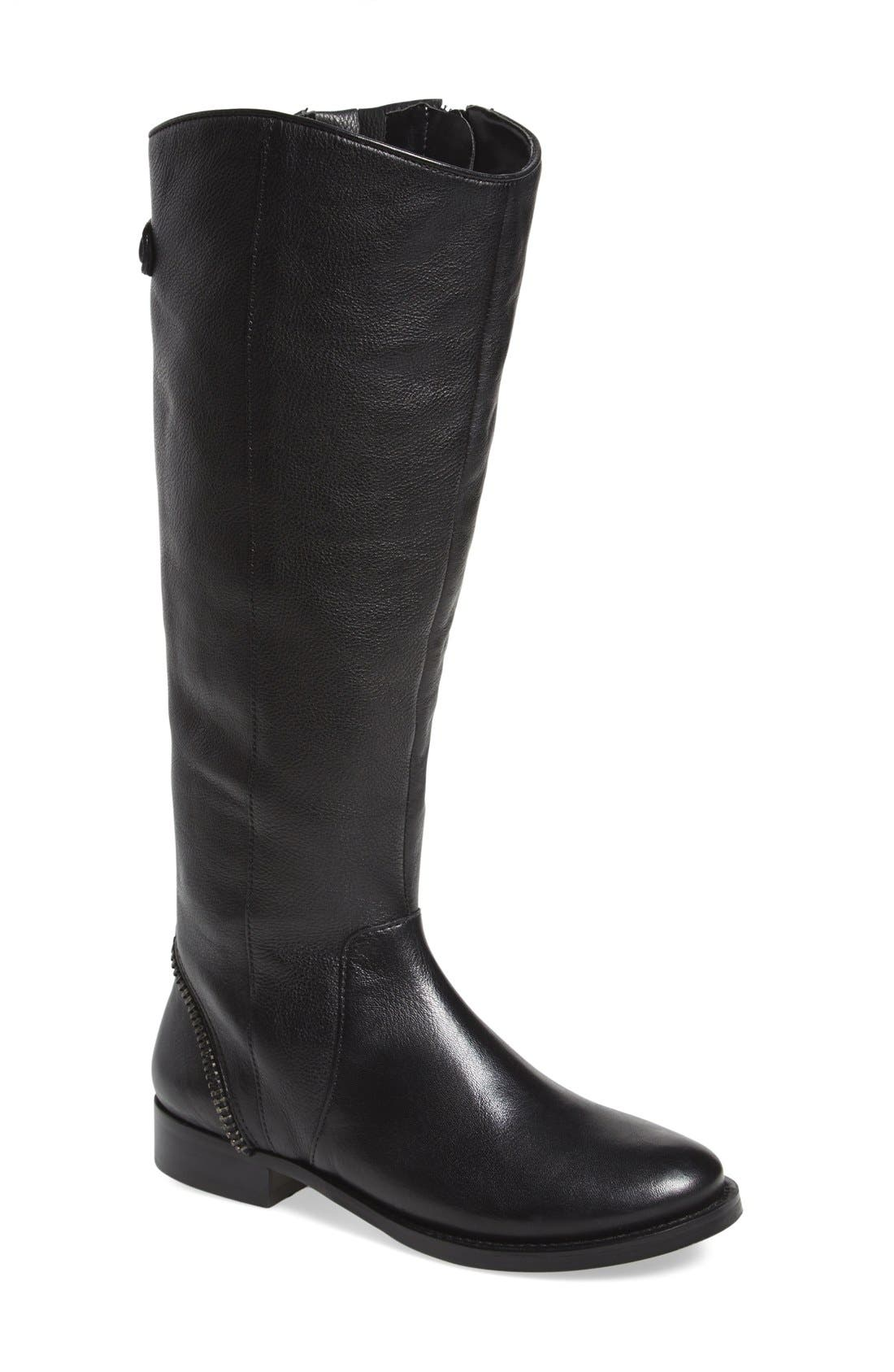 Main Image - Arturo Chiang 'Falicity' Tall Boot (Women)