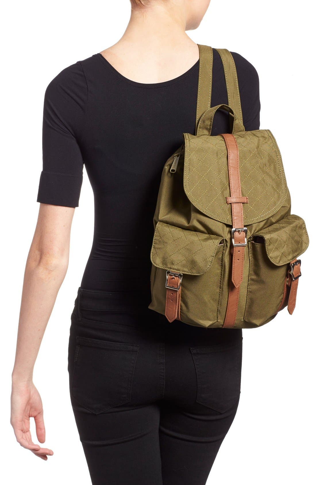 Alternate Image 2  - Herschel Supply Co. 'Dawson - Mid Volume' Backpack