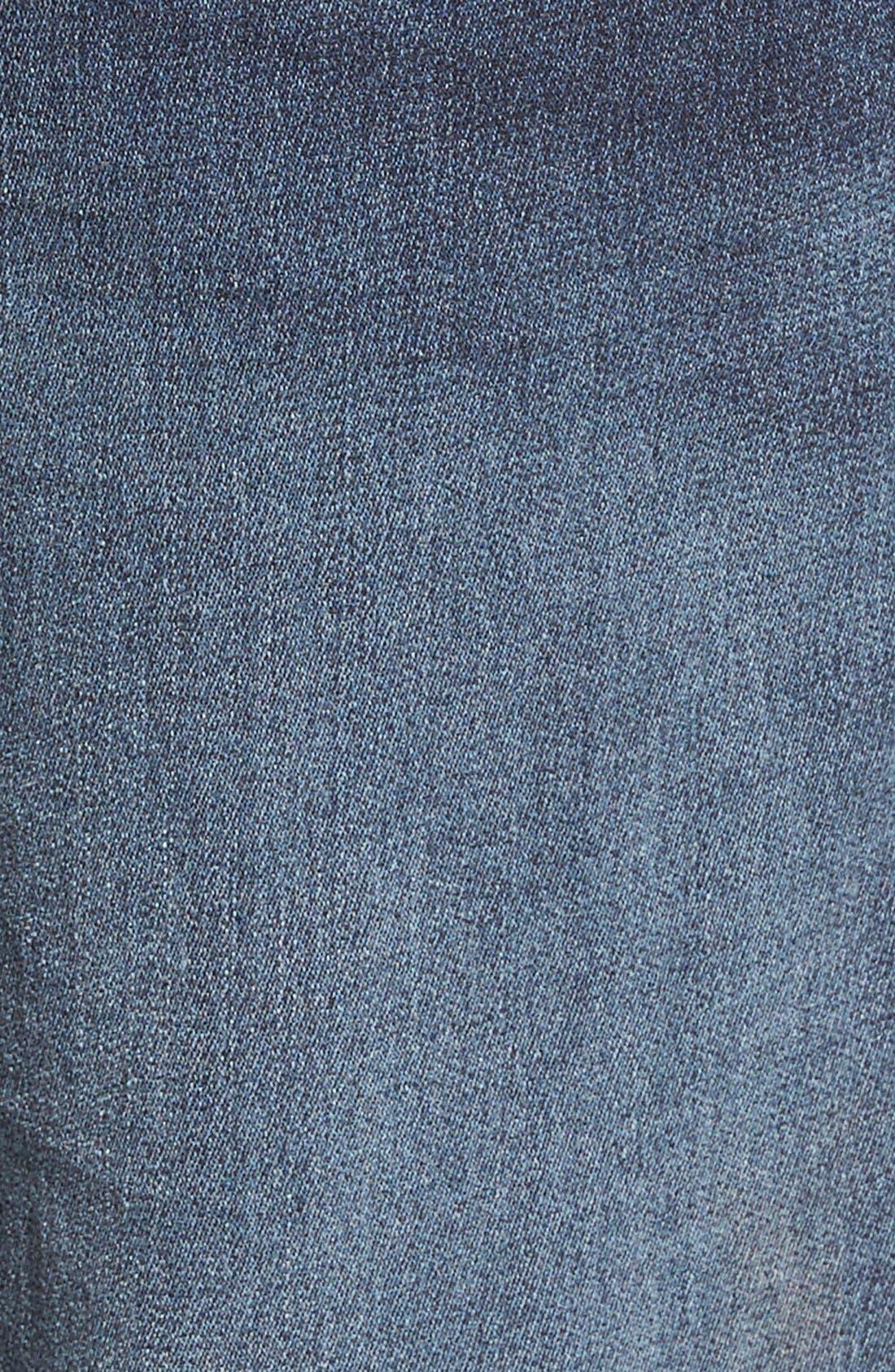 Alternate Image 5  - DIESEL® Krooley Jogg Slouchy Slim Jogger Jeans (848K)