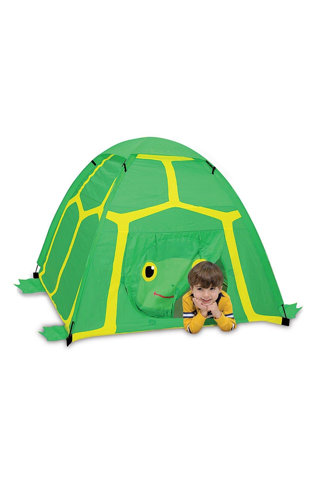 Main Image - Melissa u0026 Doug u0027Tootle Turtleu0027 Tent  sc 1 st  Nordstrom & Melissa u0026 Doug u0027Tootle Turtleu0027 Tent   Nordstrom