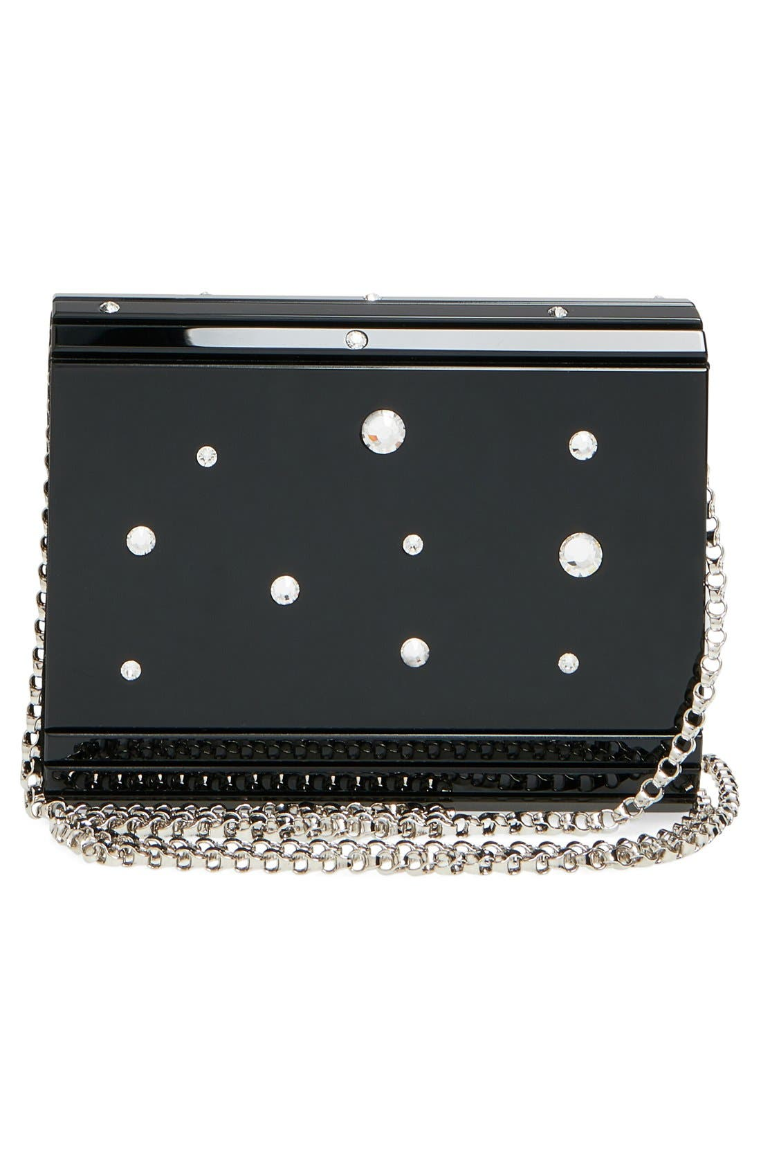 Alternate Image 3  - Jimmy Choo 'Candy - Crystal' Clutch