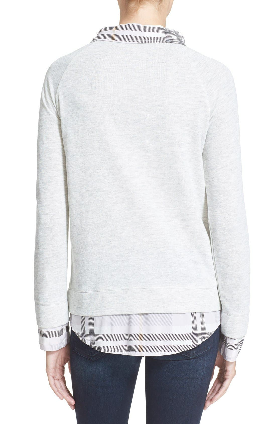 Alternate Image 2  - Soft Joie 'Diadem' Layered Pullover