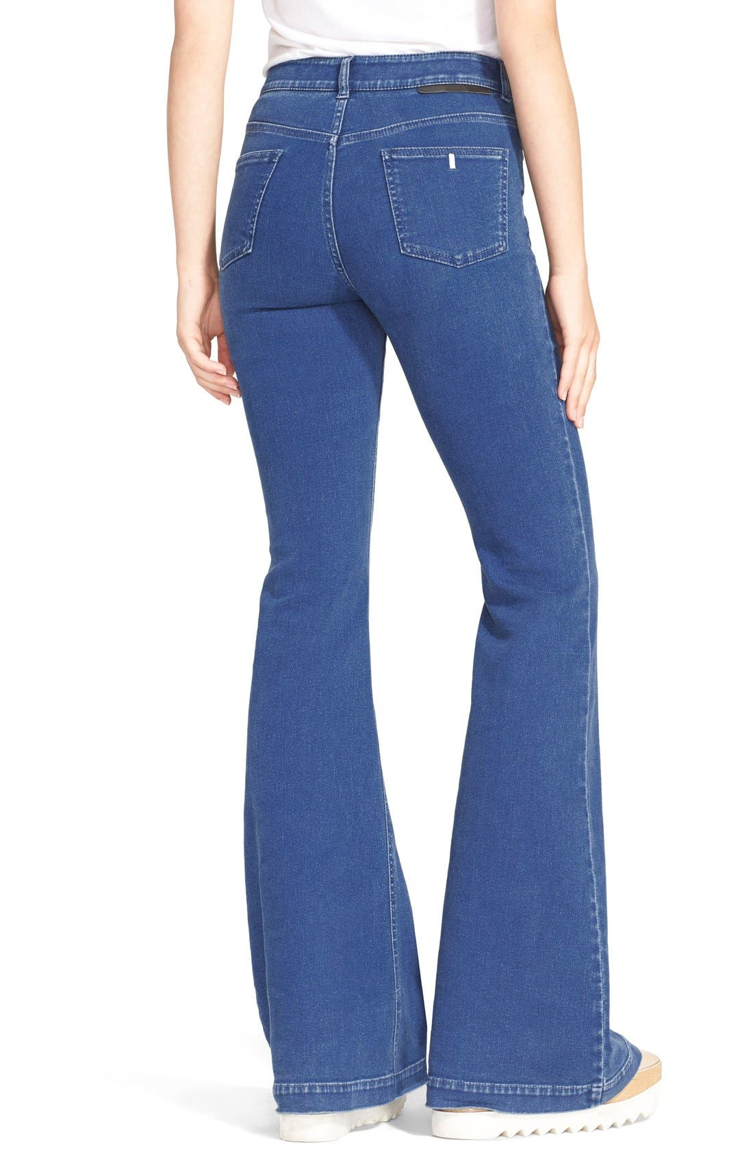 Alternate Image 2  - Stella McCartney 'The '70s' Flare Jeans