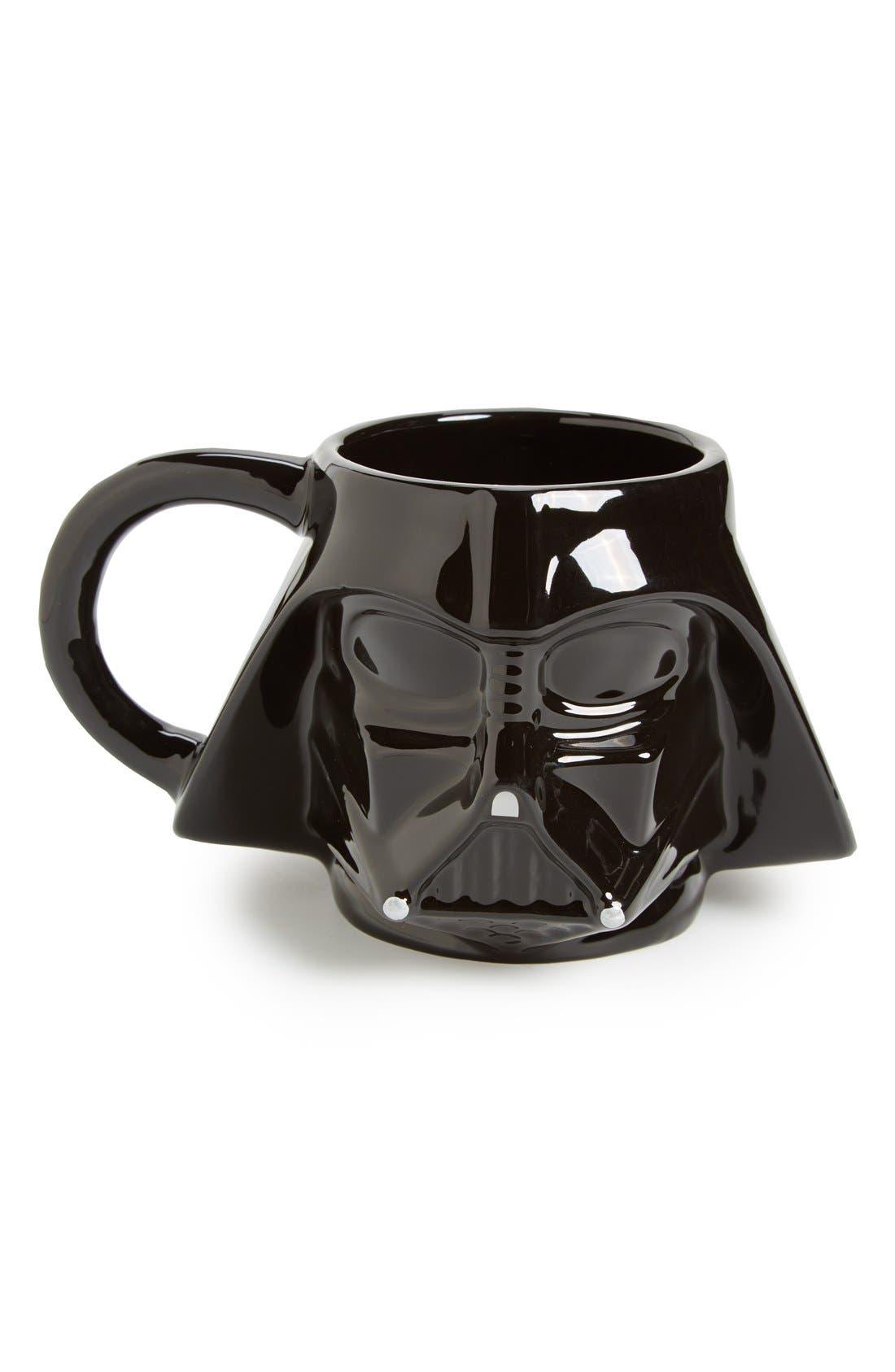 'Star Wars - Darth Vader' Mug,                             Main thumbnail 1, color,                             Black