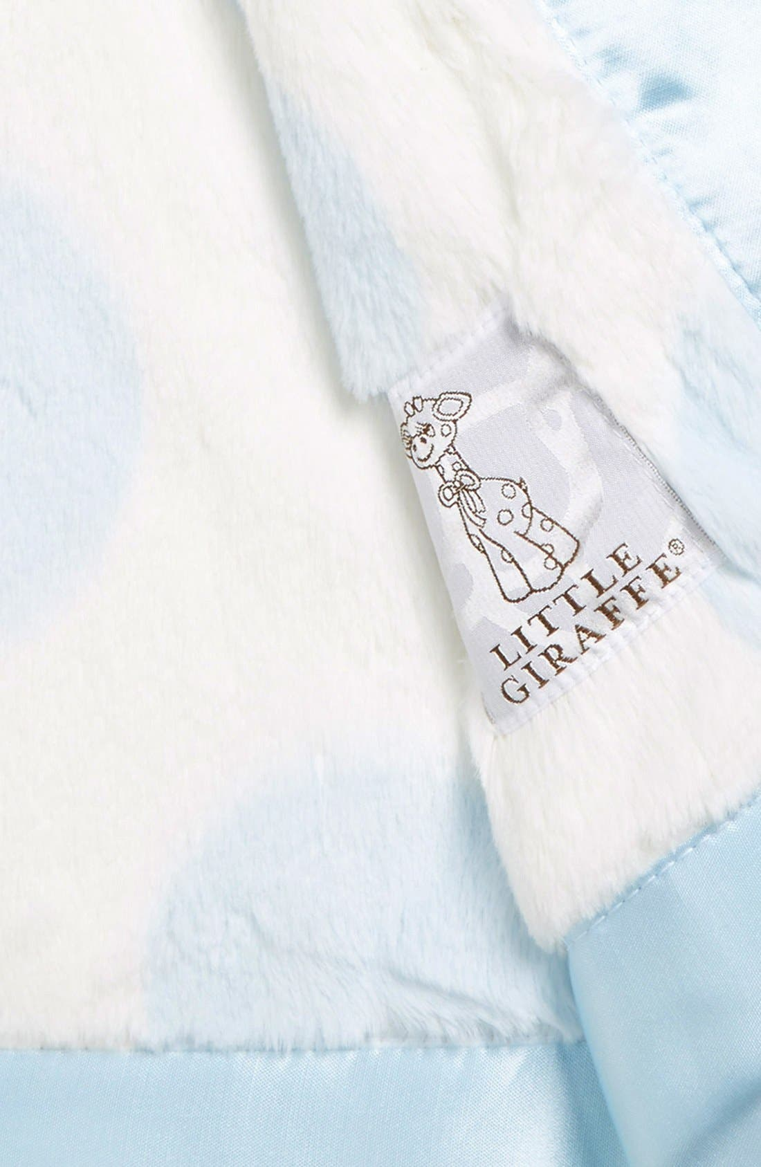 Luxe Spot<sup>™</sup> Blanket,                             Alternate thumbnail 2, color,                             Blue