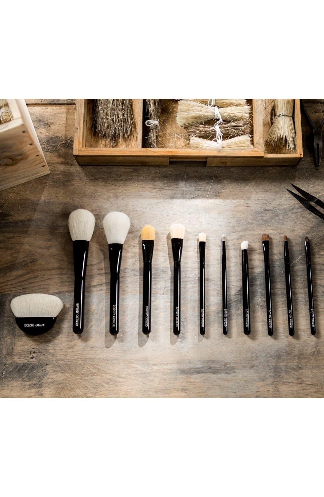 Alternate Image 2  - Giorgio Armani 'Maestro' Blending Eye Brush