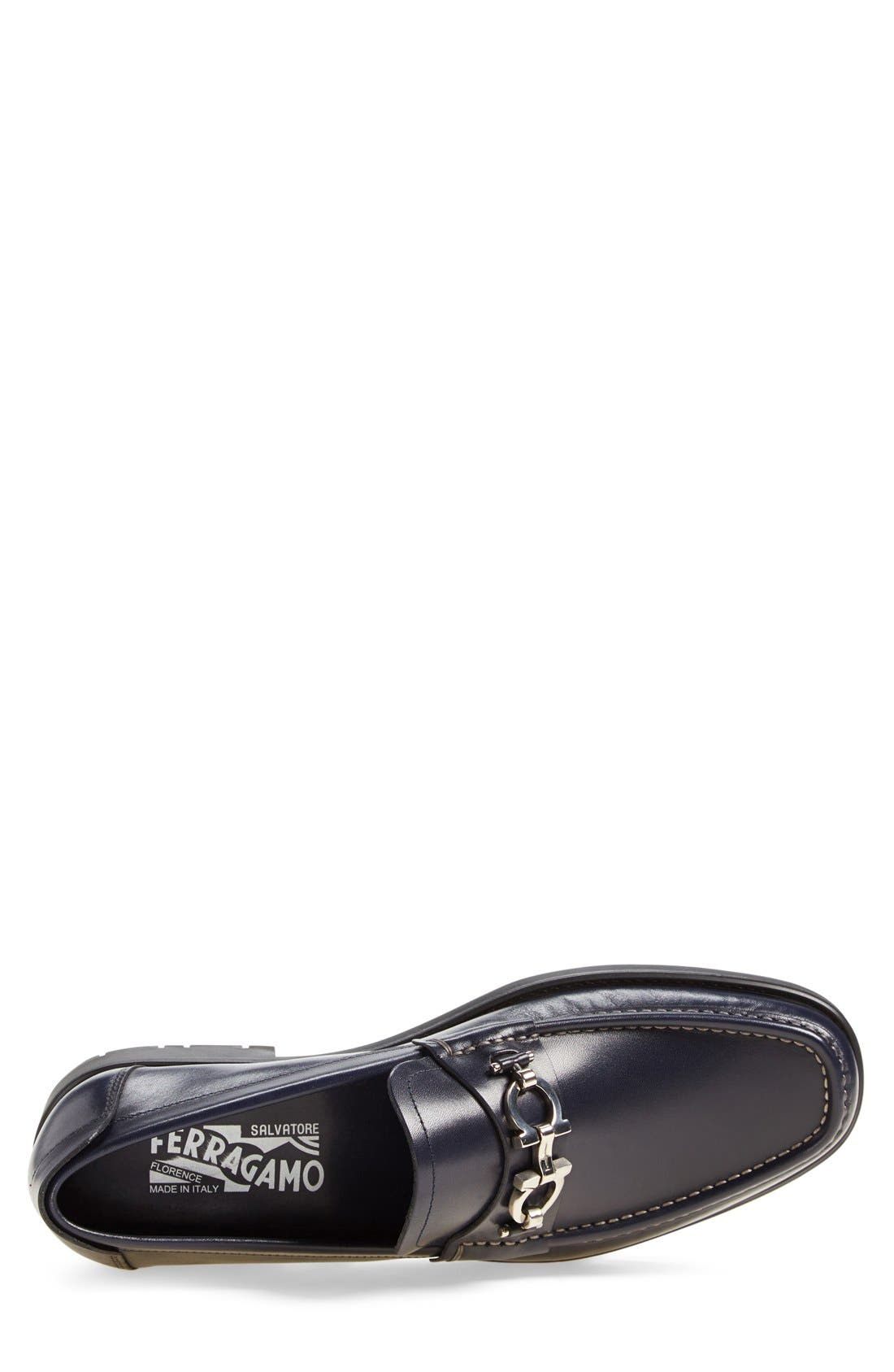 Alternate Image 3  - Salvatore Ferragamo 'Master' Loafer