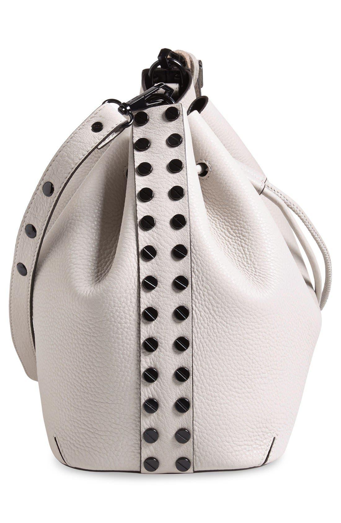 Alternate Image 5  - Rebecca MinkoffScrew Stud Bucket Bag