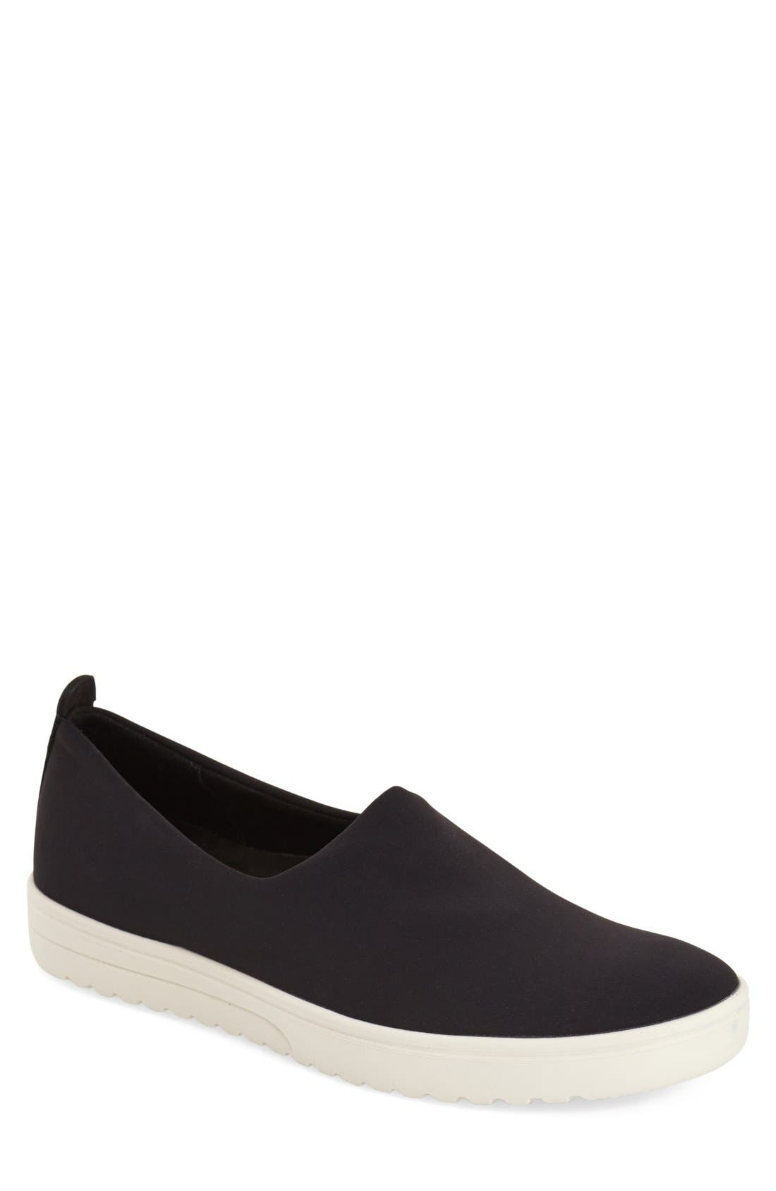 Alternate Image 1 Selected - ECCO 'Fara' Slip-On Sneaker (Women)