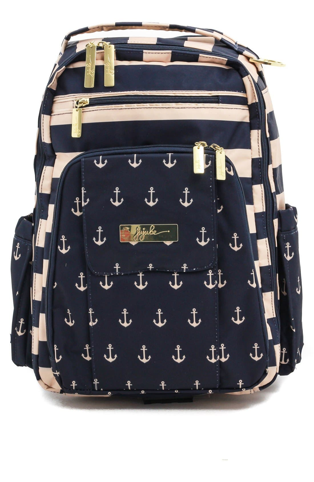 'Legacy - Be Right Back' Diaper Backpack,                             Main thumbnail 1, color,                             The Commodore