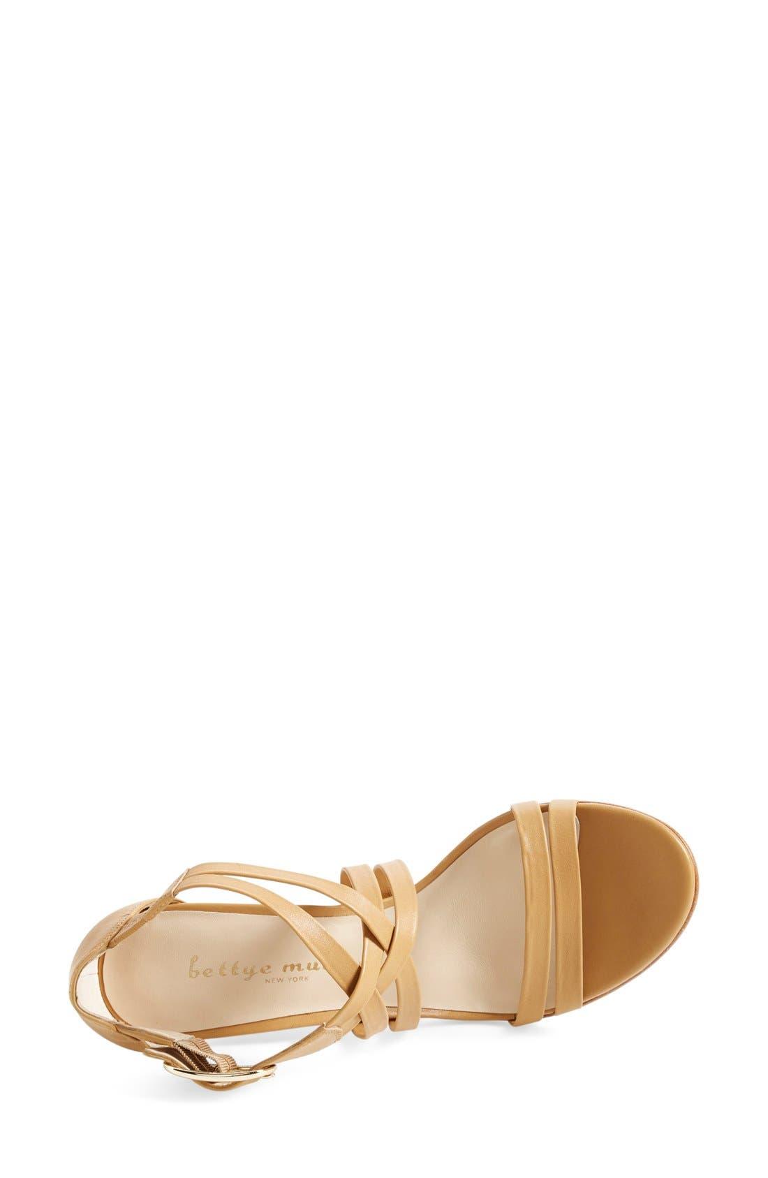 Alternate Image 3  - Bettye Muller 'Cubana' Sandal (Women)