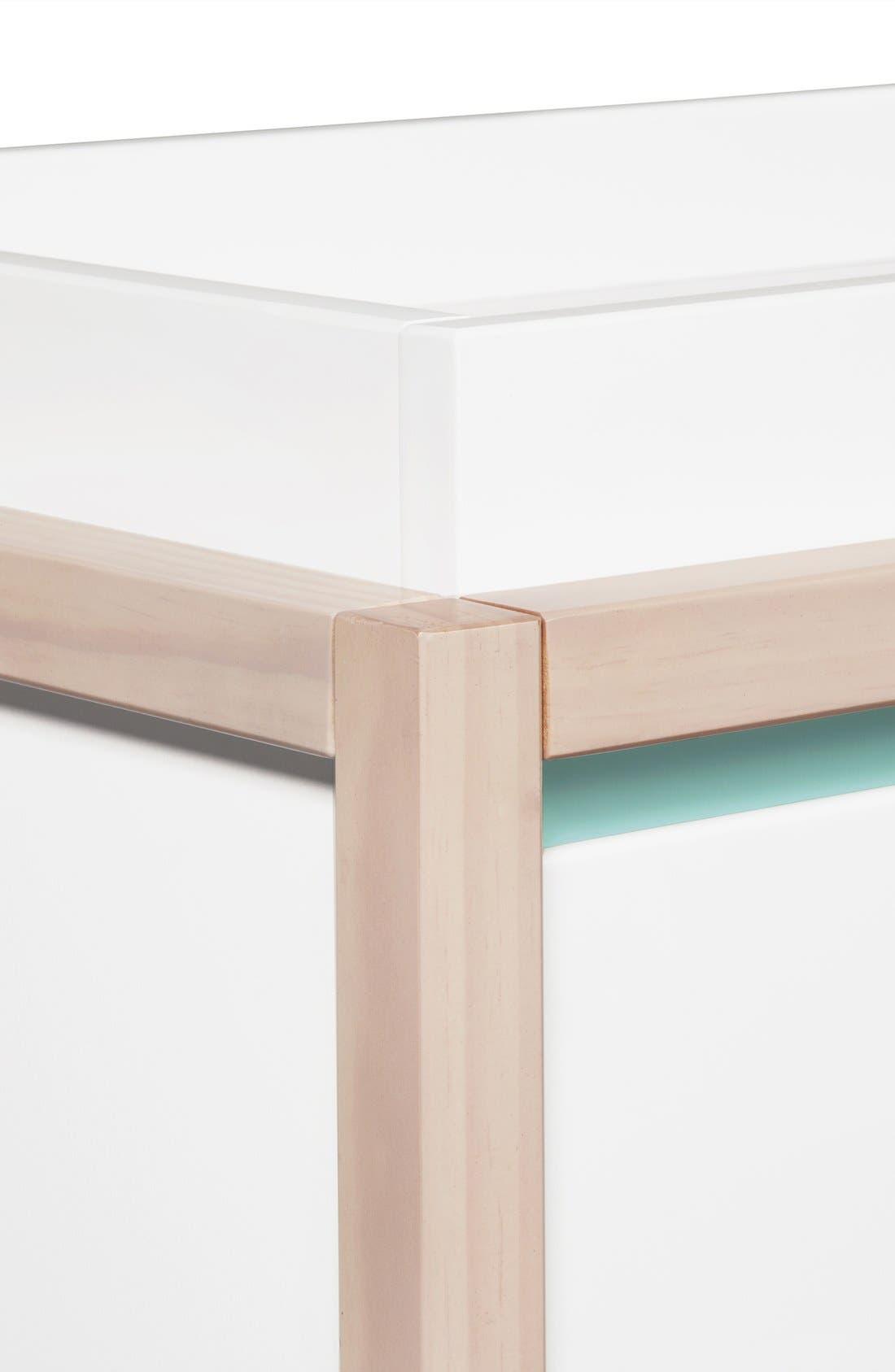 Alternate Image 4  - babyletto 'Bingo' Three Drawer Changer Dresser