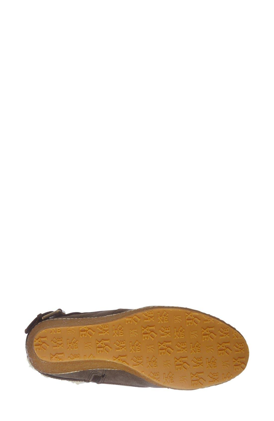 Alternate Image 4  - Australia Luxe Collective 'Monk' Genuine Calf Hair & Shearling Boot (Women)