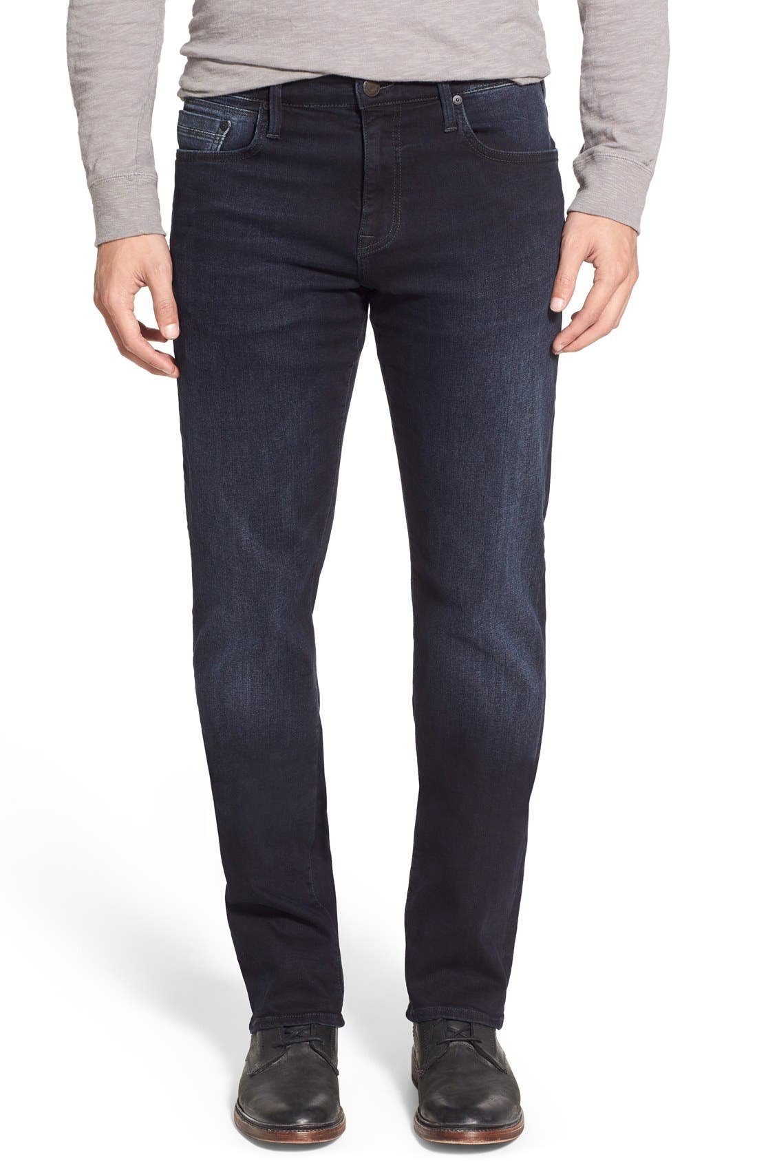 Matt Relaxed Fit Jeans,                             Main thumbnail 1, color,                             Ink Williamsburg
