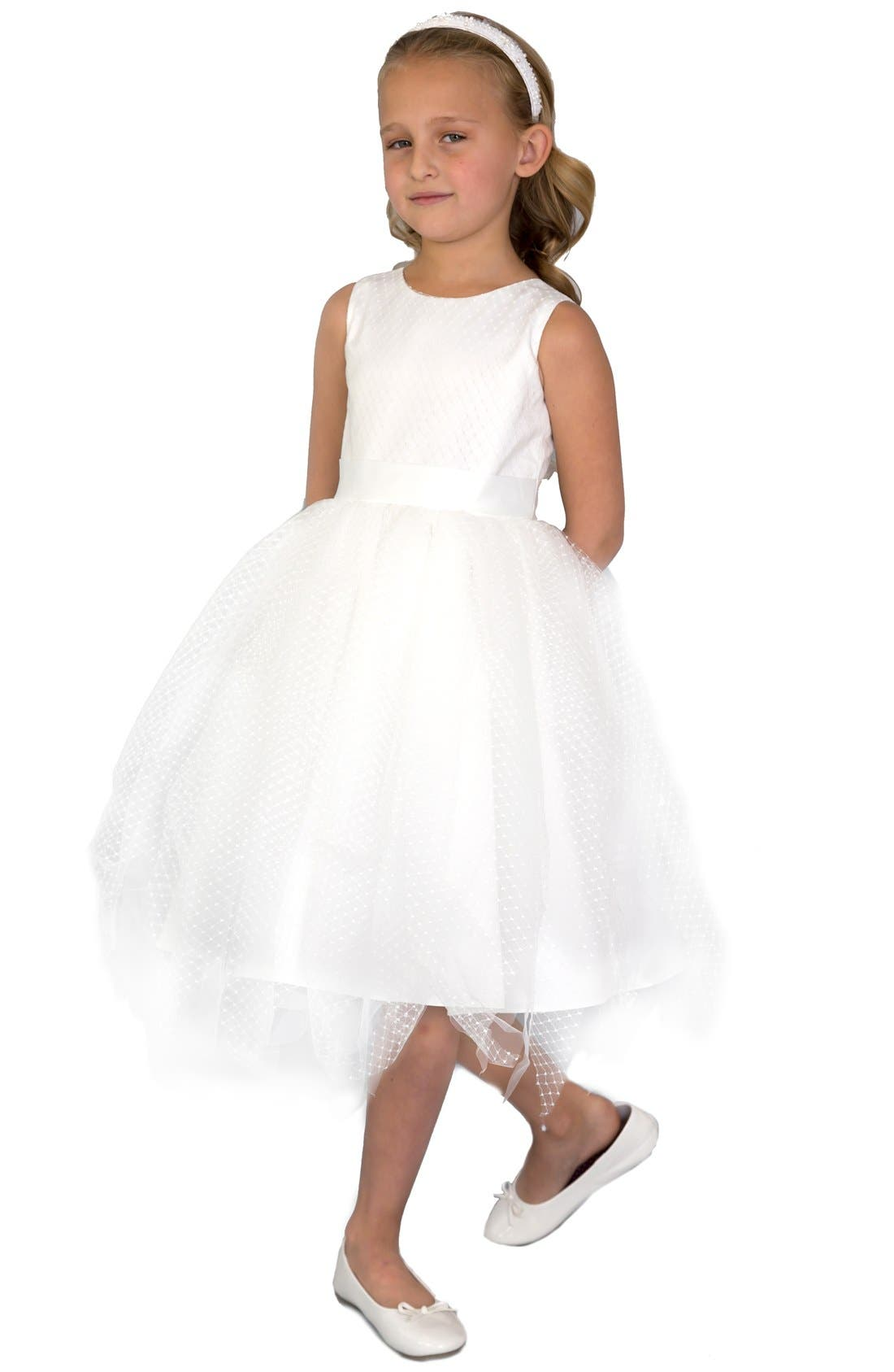 Us Angels Fit & Flare Dress (Toddler Girls, Little Girls & Big Girls)