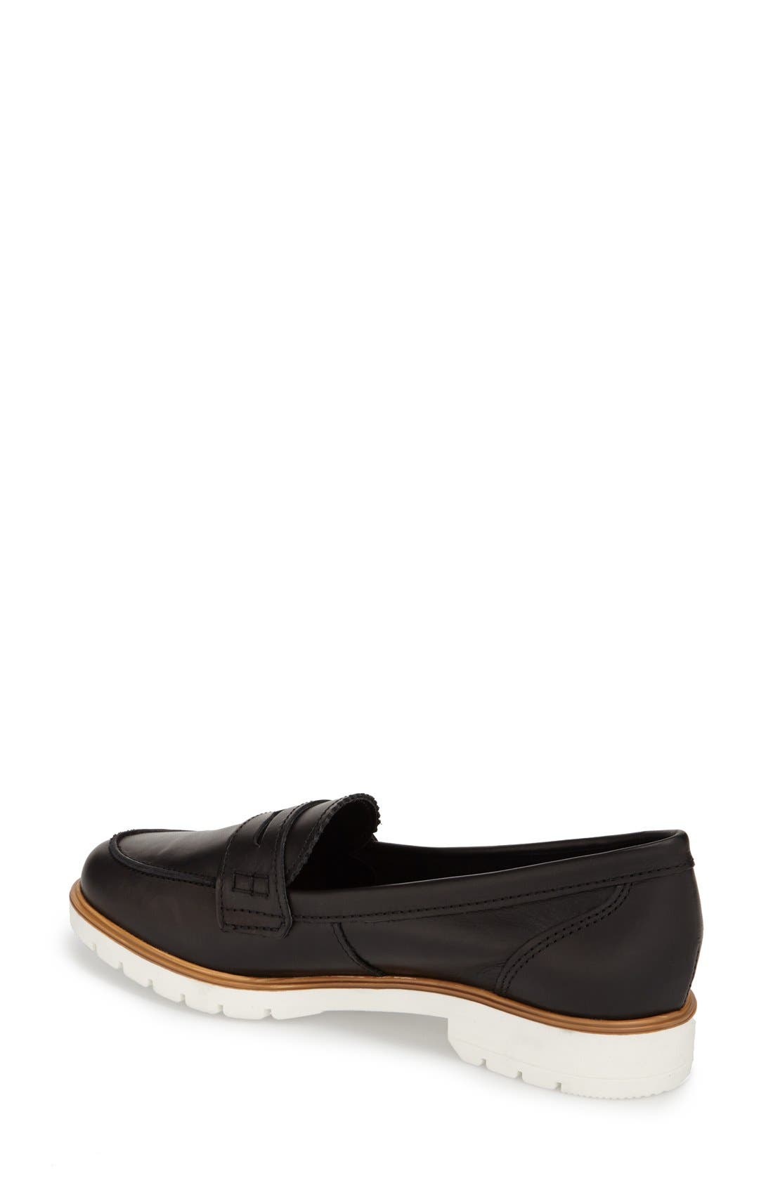 Alternate Image 2  - Dune London 'Gleat' Loafer (Women)