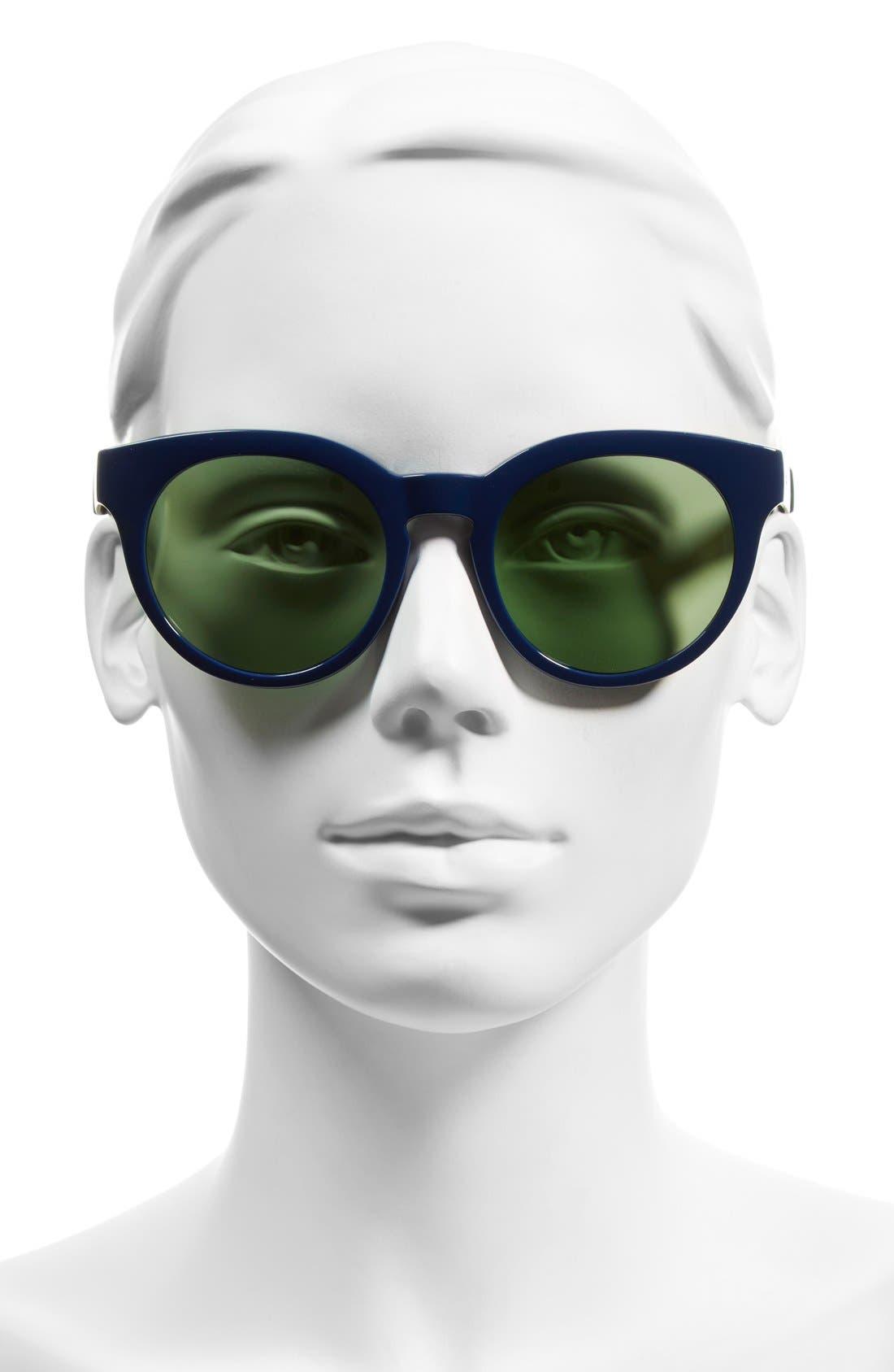 Alternate Image 2  - Tory Burch 52mm Retro Sunglasses