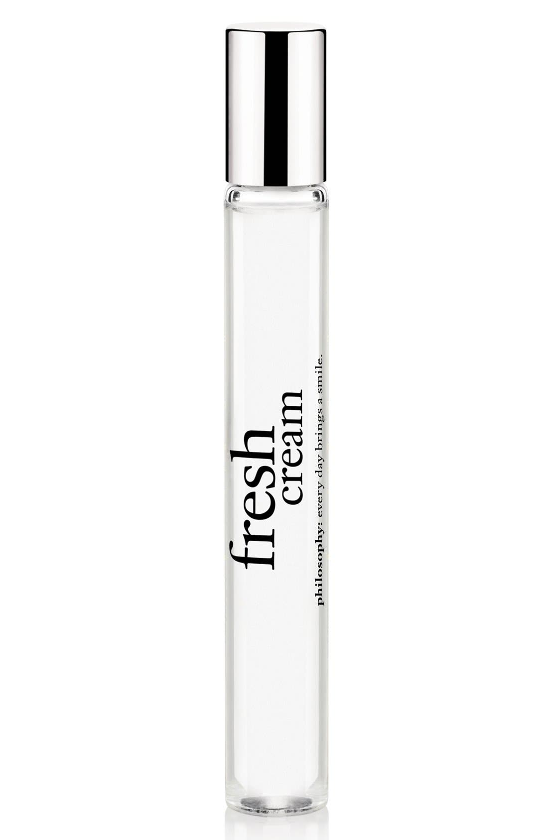 philosophy 'fresh cream' rollerball