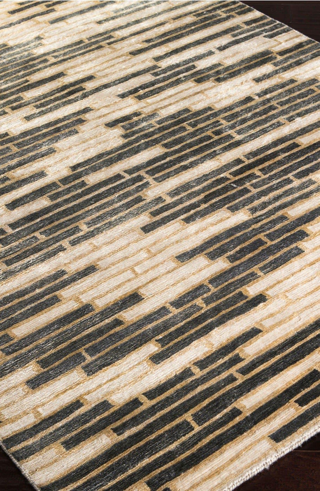 Alternate Image 3  - Surya Home 'Platinum' Hand Tufted Rug