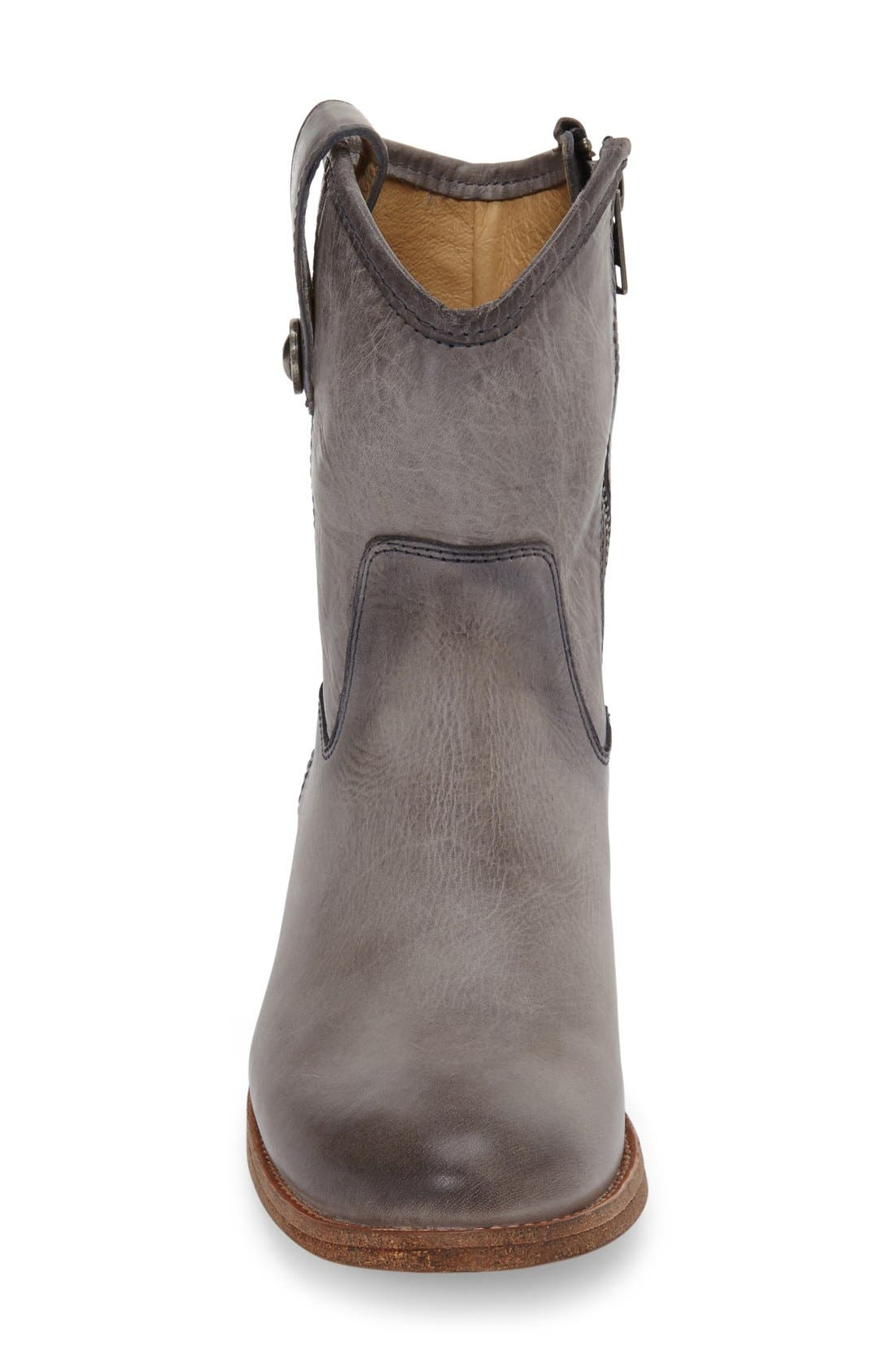 Alternate Image 3  - Frye 'Melissa Button' Short Boot (Women)