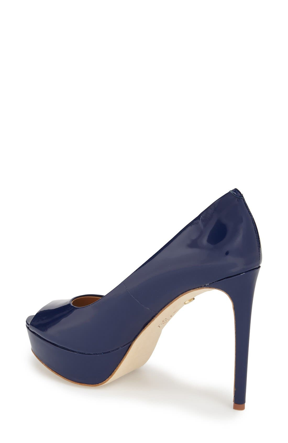 Alternate Image 2  - Charles David 'Nivia' Platform Pump (Women)