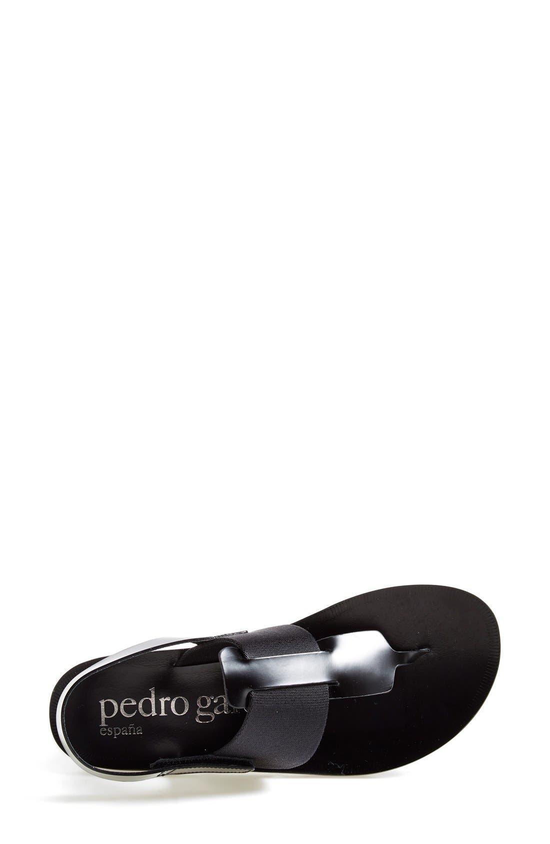 Alternate Image 6  - Pedro Garcia 'Zula' Flat Slingback Sandal (Women)
