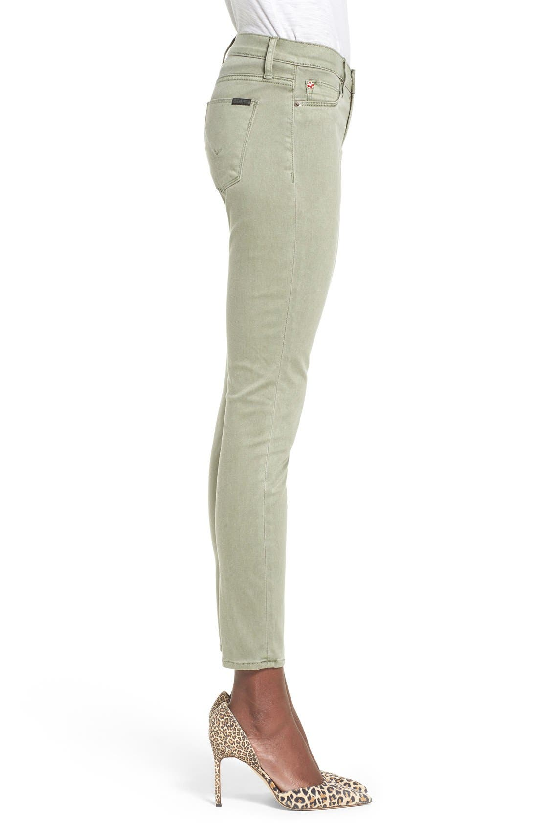 Alternate Image 3  - Hudson Jeans 'Nico' Ankle Super Skinny Jeans (Earth Works)